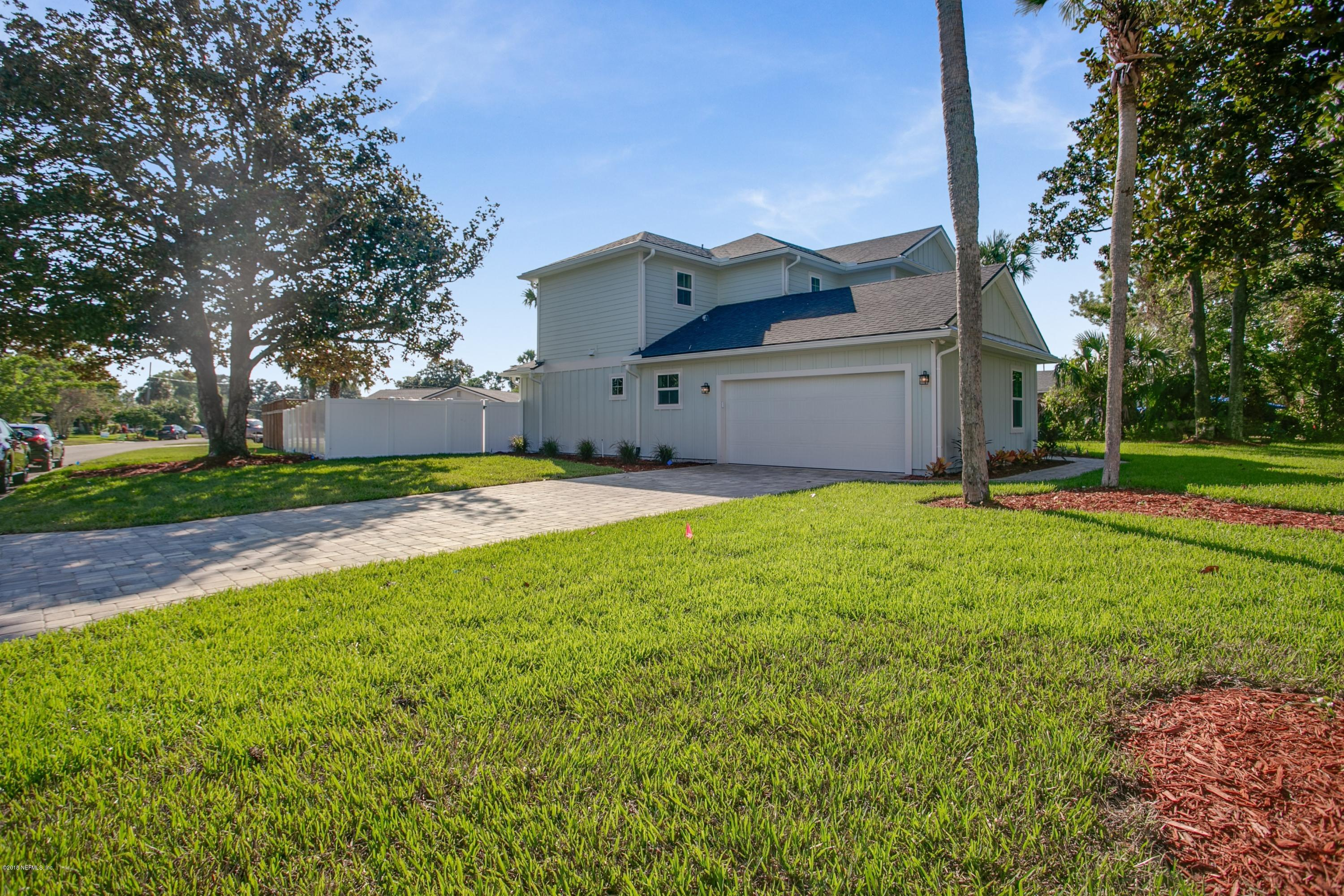 1443 10TH, JACKSONVILLE BEACH, FLORIDA 32250, 4 Bedrooms Bedrooms, ,3 BathroomsBathrooms,Residential - single family,For sale,10TH,948016