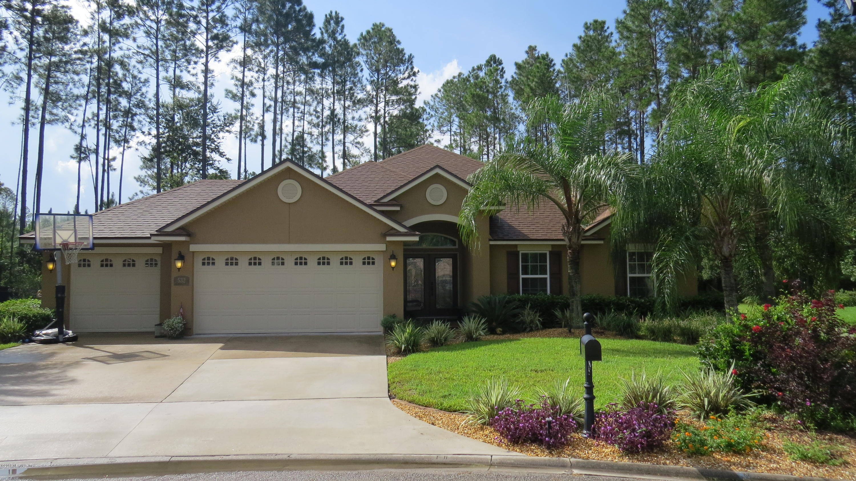532  ABBOTSFORD CT, St Johns, Florida