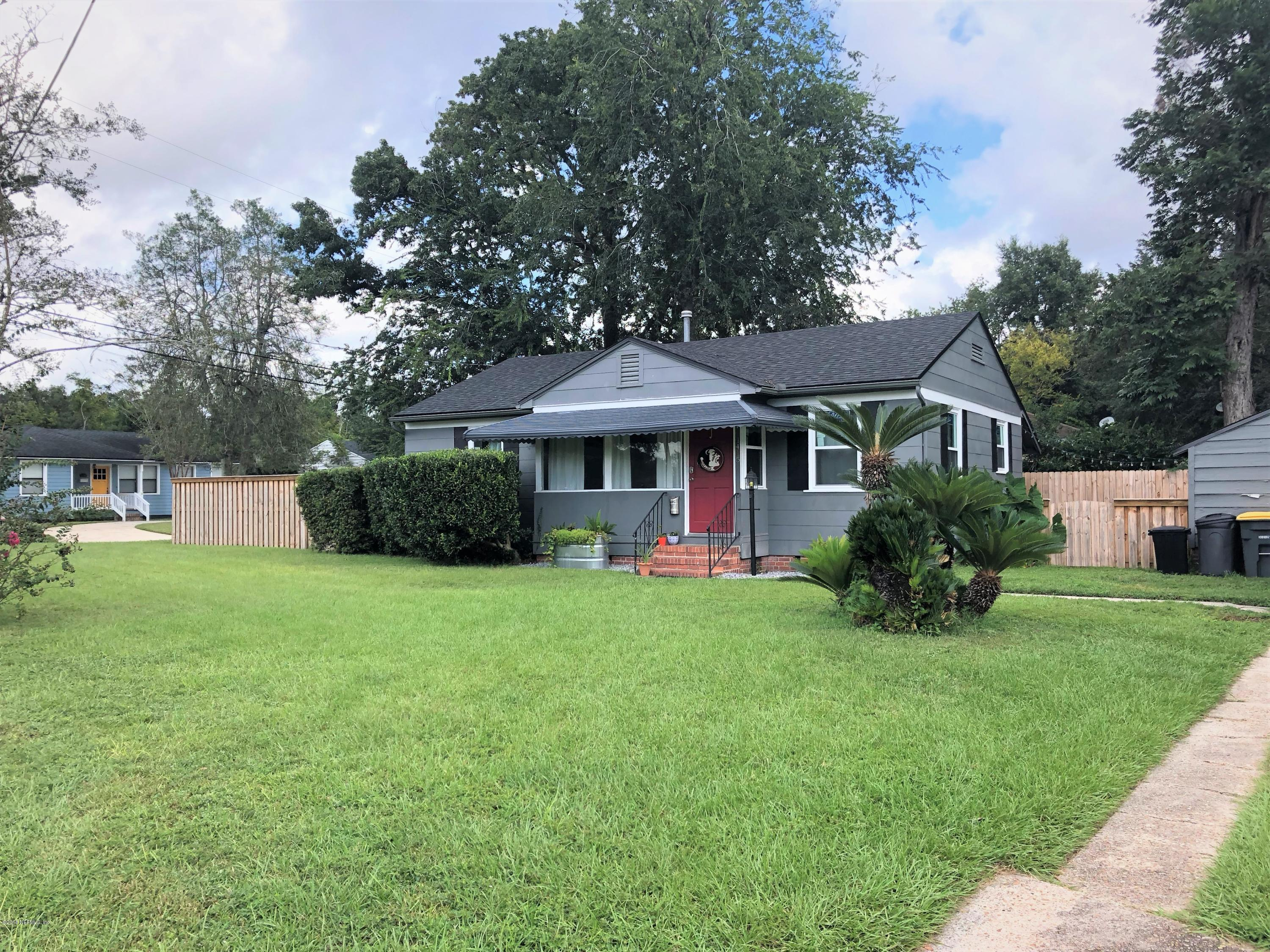 1415 PINE GROVE, JACKSONVILLE, FLORIDA 32205, 2 Bedrooms Bedrooms, ,1 BathroomBathrooms,Residential - single family,For sale,PINE GROVE,958960