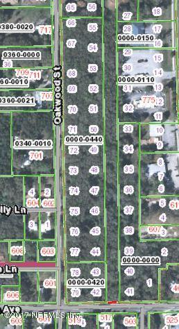 LOT 12 VERNON-OAKWOOD, CRESCENT CITY, FLORIDA 32112, ,Vacant land,For sale,VERNON-OAKWOOD,959029