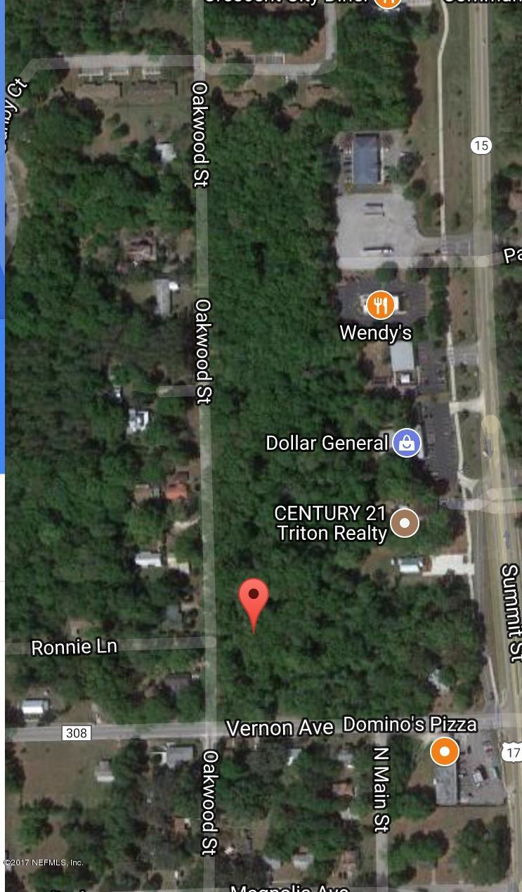 LOT 13 VERNON-OAKWOOD, CRESCENT CITY, FLORIDA 32112, ,Vacant land,For sale,VERNON-OAKWOOD,959030