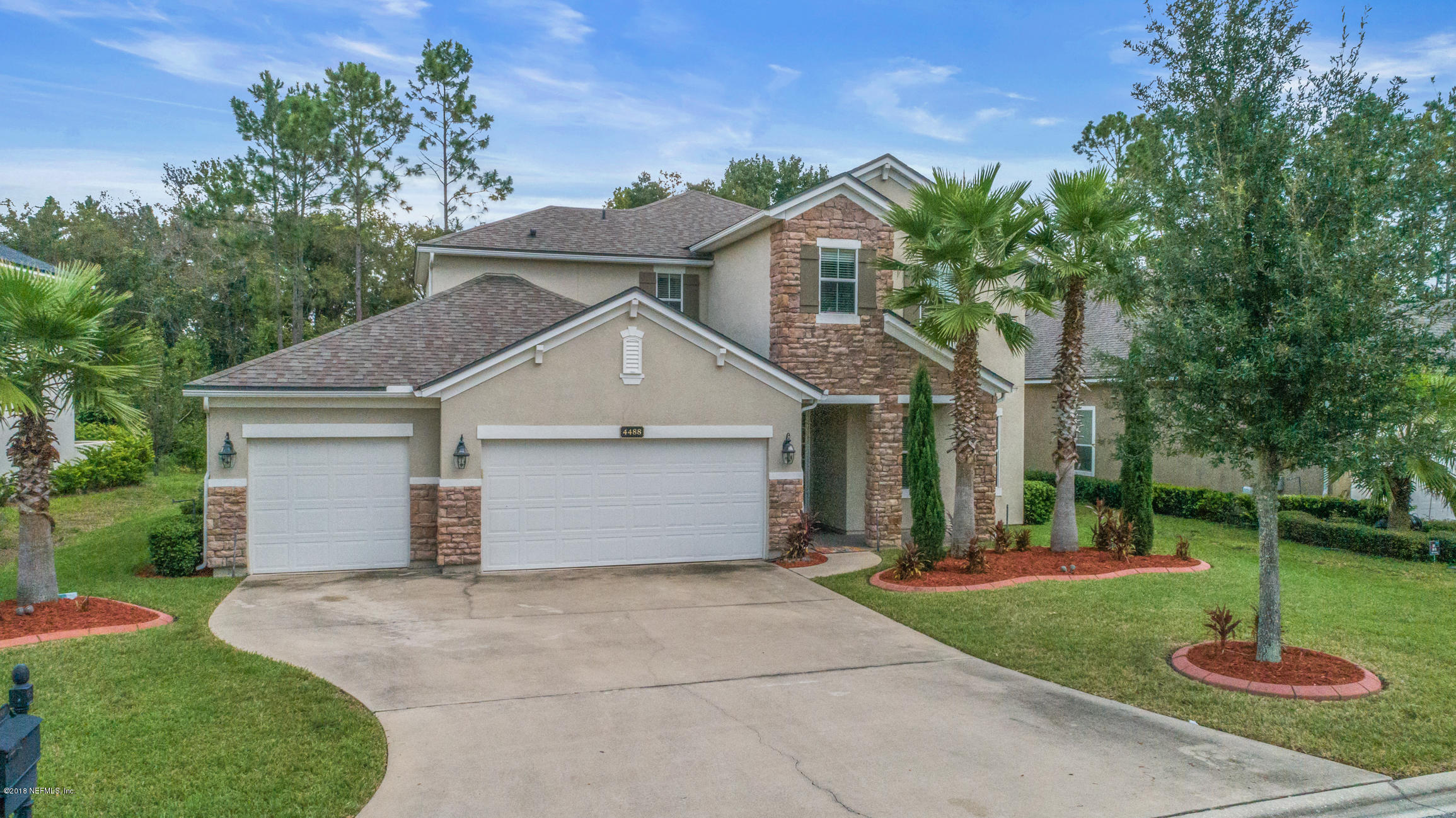 4488 GRAY HAWK, ORANGE PARK, FLORIDA 32065, 4 Bedrooms Bedrooms, ,3 BathroomsBathrooms,Residential - single family,For sale,GRAY HAWK,961240