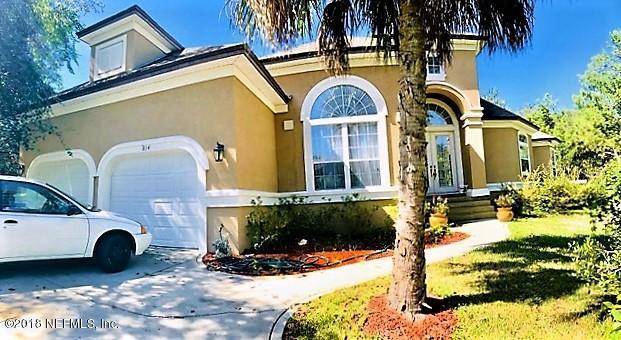 614 HANNAH PARK, ST AUGUSTINE, FLORIDA 32095, 5 Bedrooms Bedrooms, ,4 BathroomsBathrooms,Residential - single family,For sale,HANNAH PARK,950564