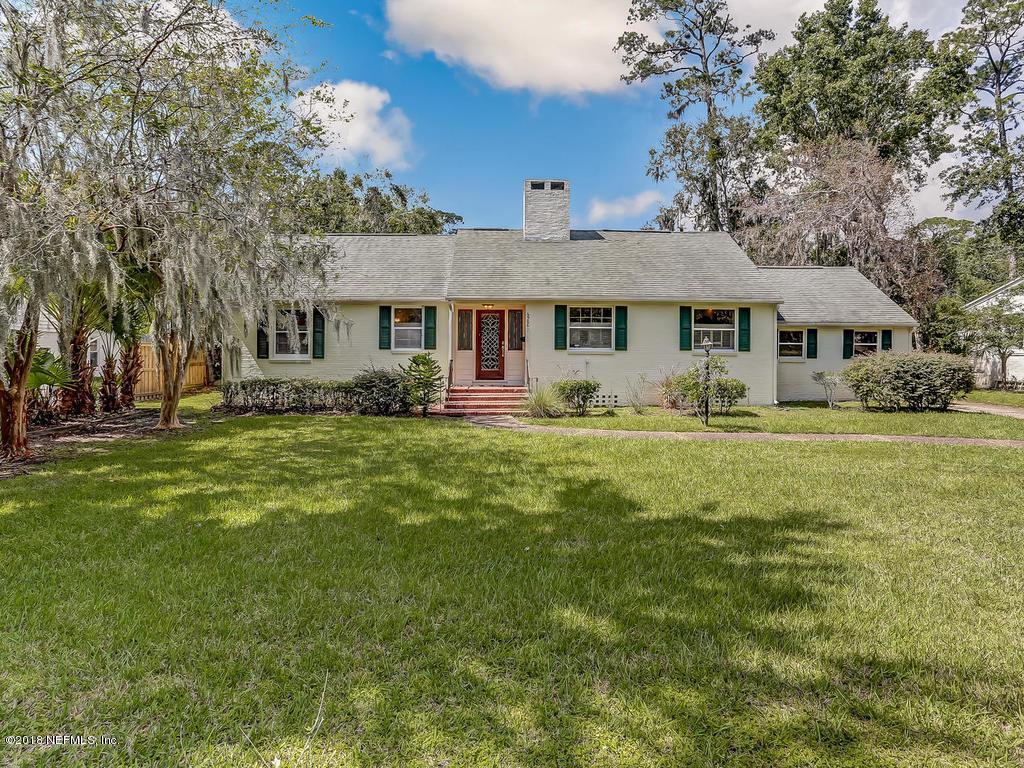 4986 ORTEGA, JACKSONVILLE, FLORIDA 32210, 3 Bedrooms Bedrooms, ,2 BathroomsBathrooms,Residential - single family,For sale,ORTEGA,959953