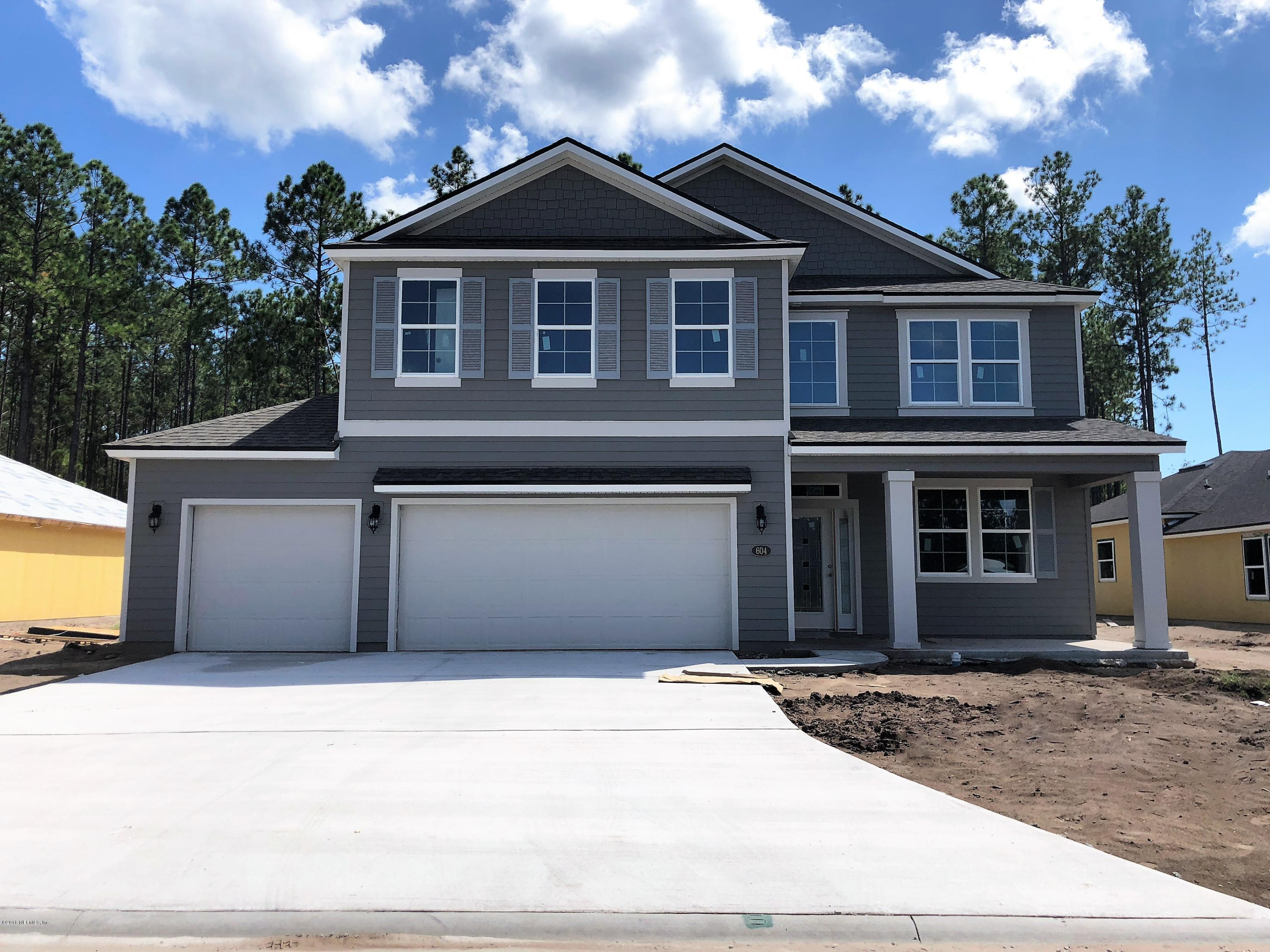 604 MELROSE ABBEY, ST JOHNS, FLORIDA 32259, 5 Bedrooms Bedrooms, ,3 BathroomsBathrooms,Residential - single family,For sale,MELROSE ABBEY,959436