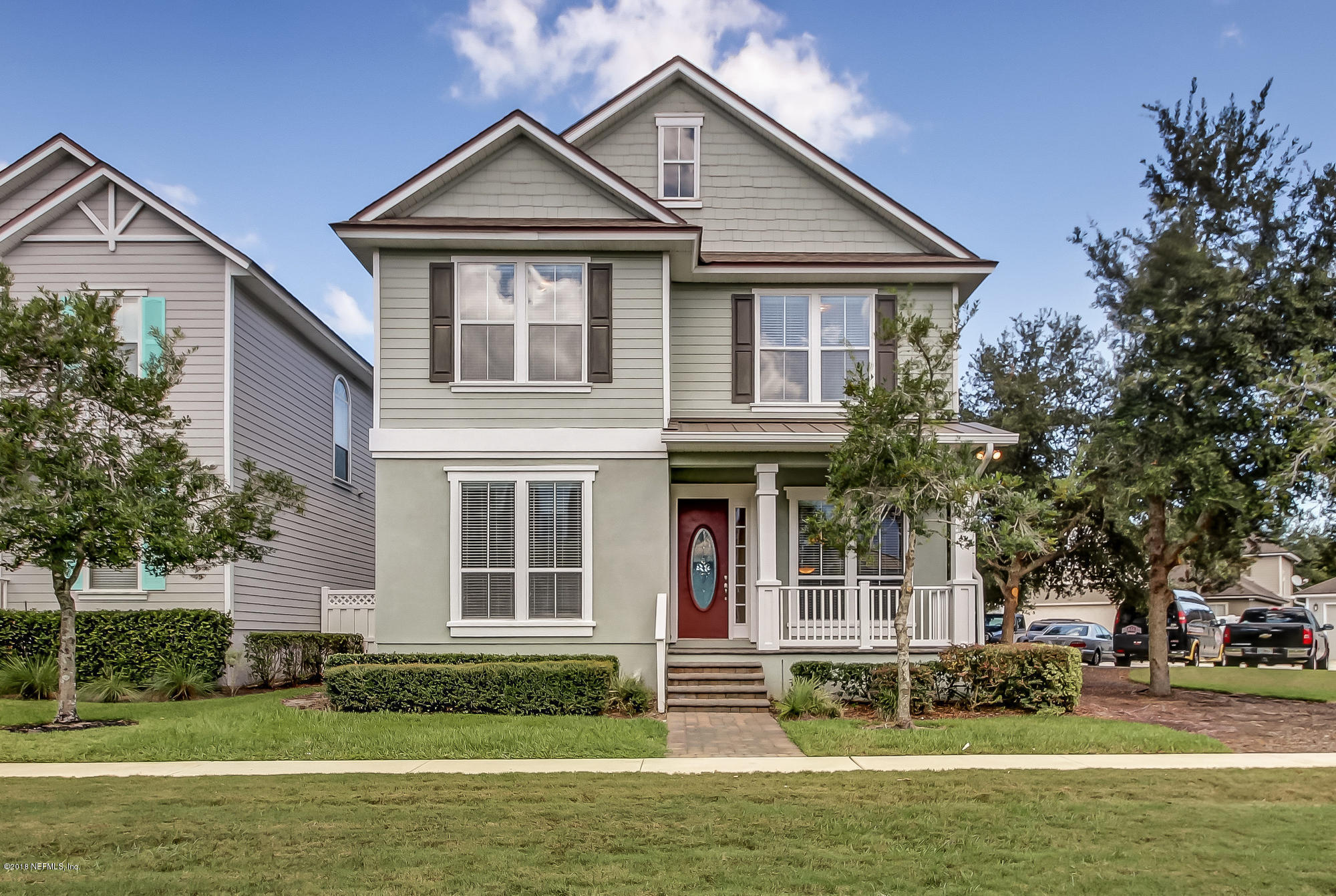 424 CENTRAL, ST AUGUSTINE, FLORIDA 32095, 4 Bedrooms Bedrooms, ,2 BathroomsBathrooms,Residential - single family,For sale,CENTRAL,960157