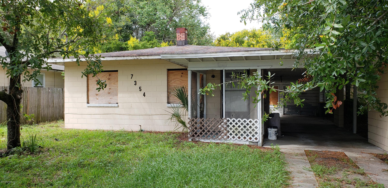 7354 WILDER, JACKSONVILLE, FLORIDA 32208, 2 Bedrooms Bedrooms, ,1 BathroomBathrooms,Residential - single family,For sale,WILDER,960083