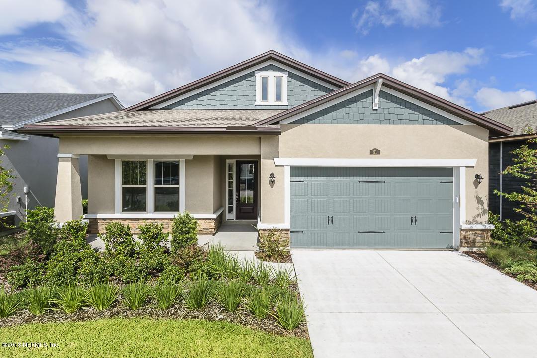 51 FURRIER, PONTE VEDRA, FLORIDA 32081, 2 Bedrooms Bedrooms, ,2 BathroomsBathrooms,Residential - single family,For sale,FURRIER,960177
