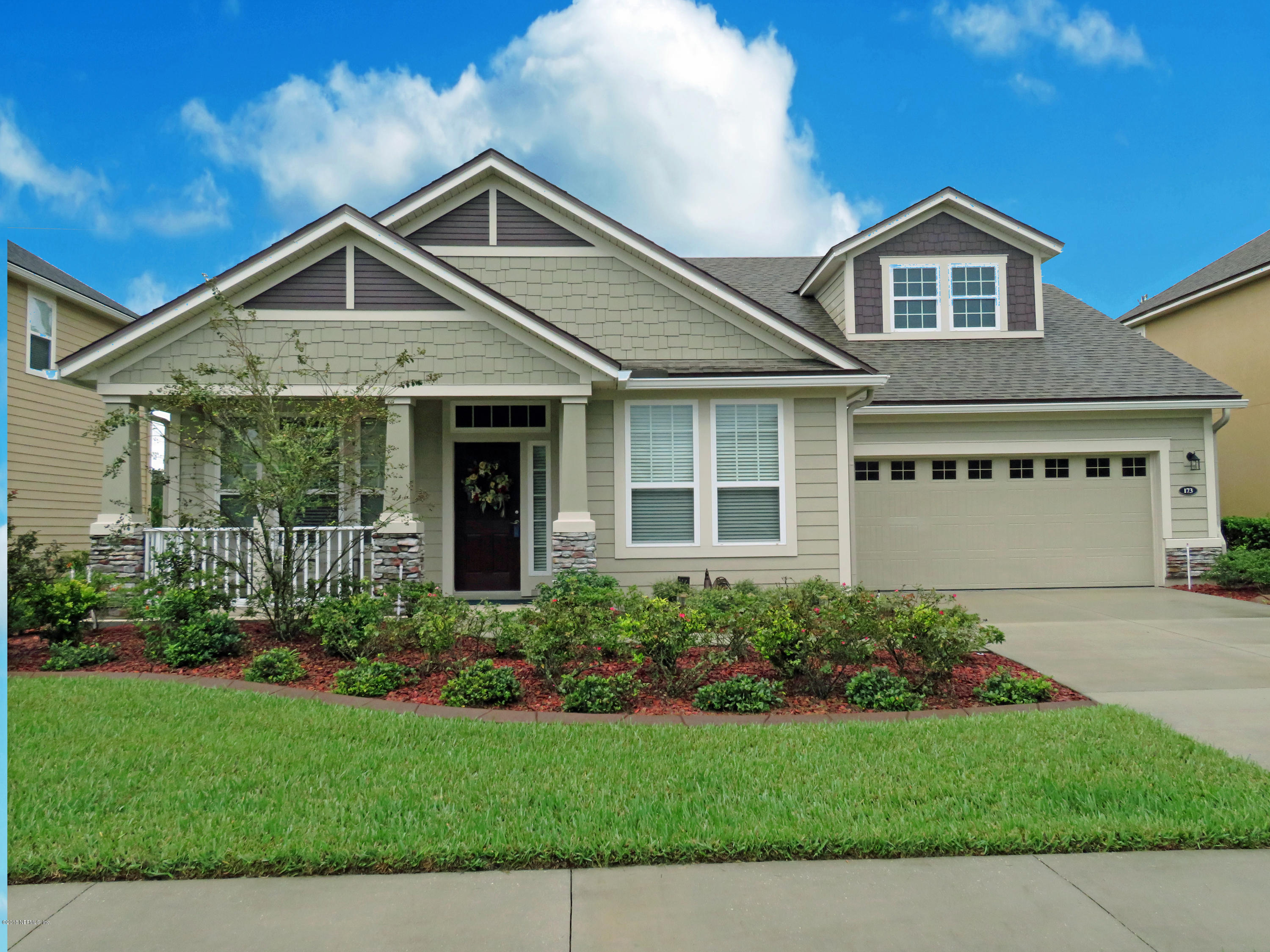 173 QUAIL CREEK, ST JOHNS, FLORIDA 32259, 4 Bedrooms Bedrooms, ,3 BathroomsBathrooms,Residential - single family,For sale,QUAIL CREEK,960290