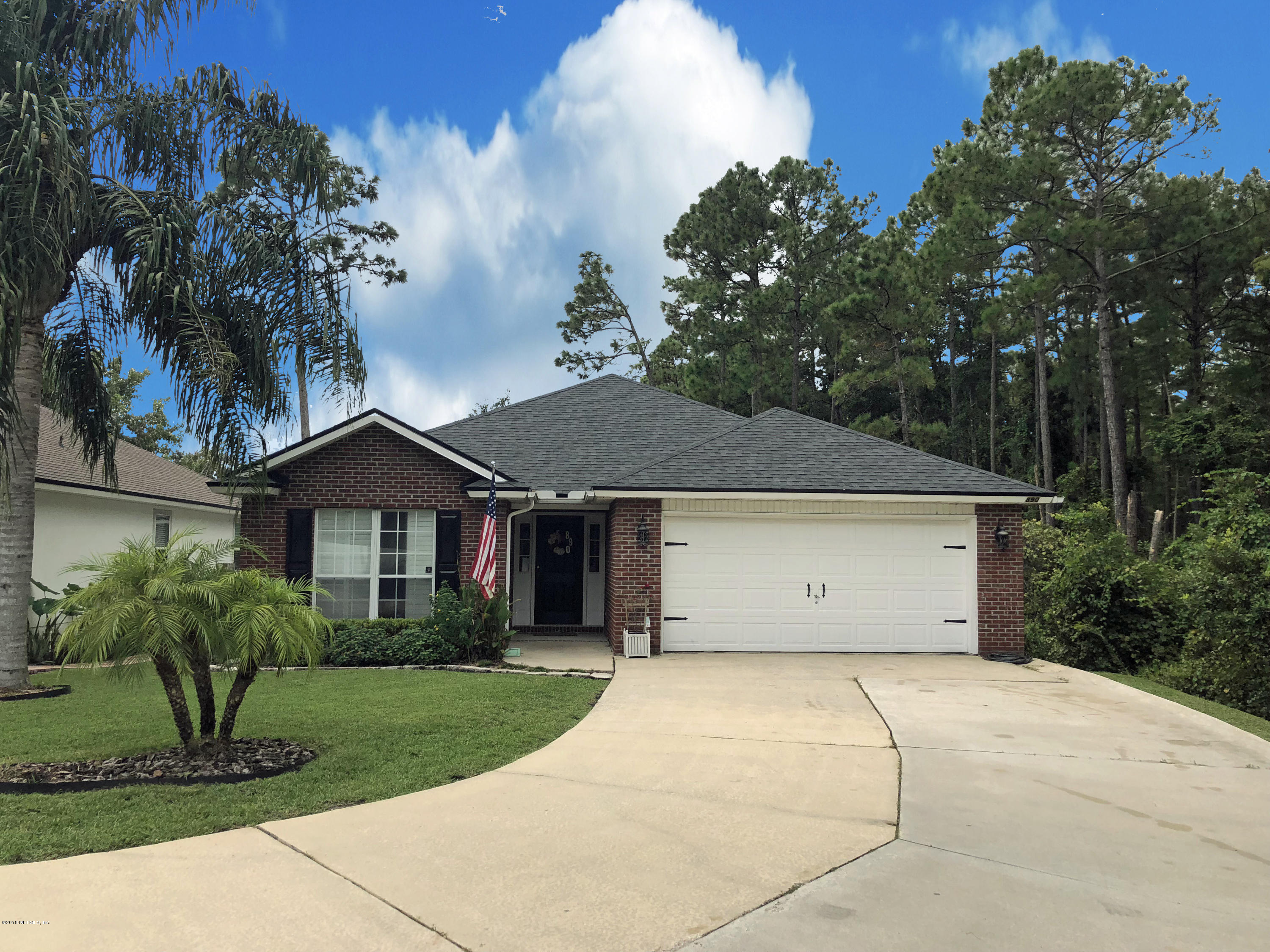 890 LILAC, ST JOHNS, FLORIDA 32259, 4 Bedrooms Bedrooms, ,2 BathroomsBathrooms,Residential - single family,For sale,LILAC,960460