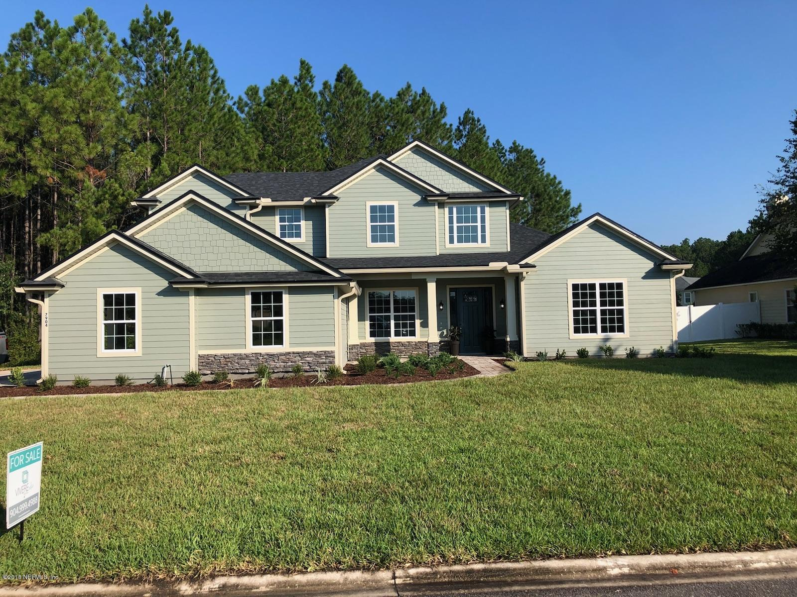 7904 CAPESIDE, JACKSONVILLE, FLORIDA 32222, 5 Bedrooms Bedrooms, ,4 BathroomsBathrooms,Residential - single family,For sale,CAPESIDE,934509