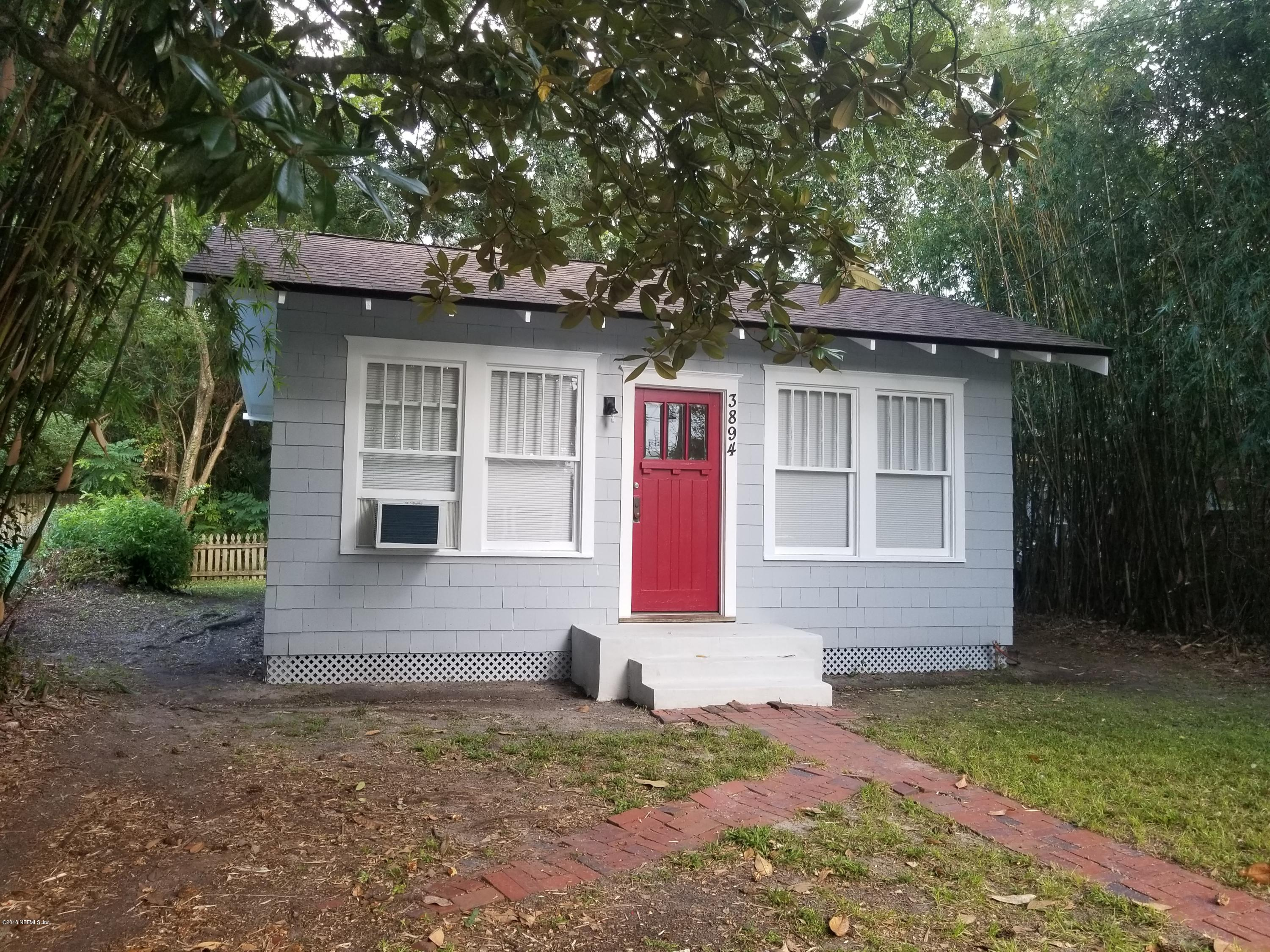 3894 WALSH, JACKSONVILLE, FLORIDA 32205, 1 Bedroom Bedrooms, ,1 BathroomBathrooms,Residential - single family,For sale,WALSH,960498