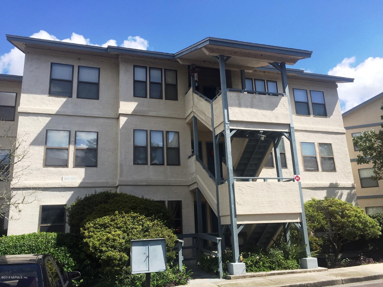5615 SAN JUAN, JACKSONVILLE, FLORIDA 32210, 2 Bedrooms Bedrooms, ,2 BathroomsBathrooms,Residential - condos/townhomes,For sale,SAN JUAN,960547