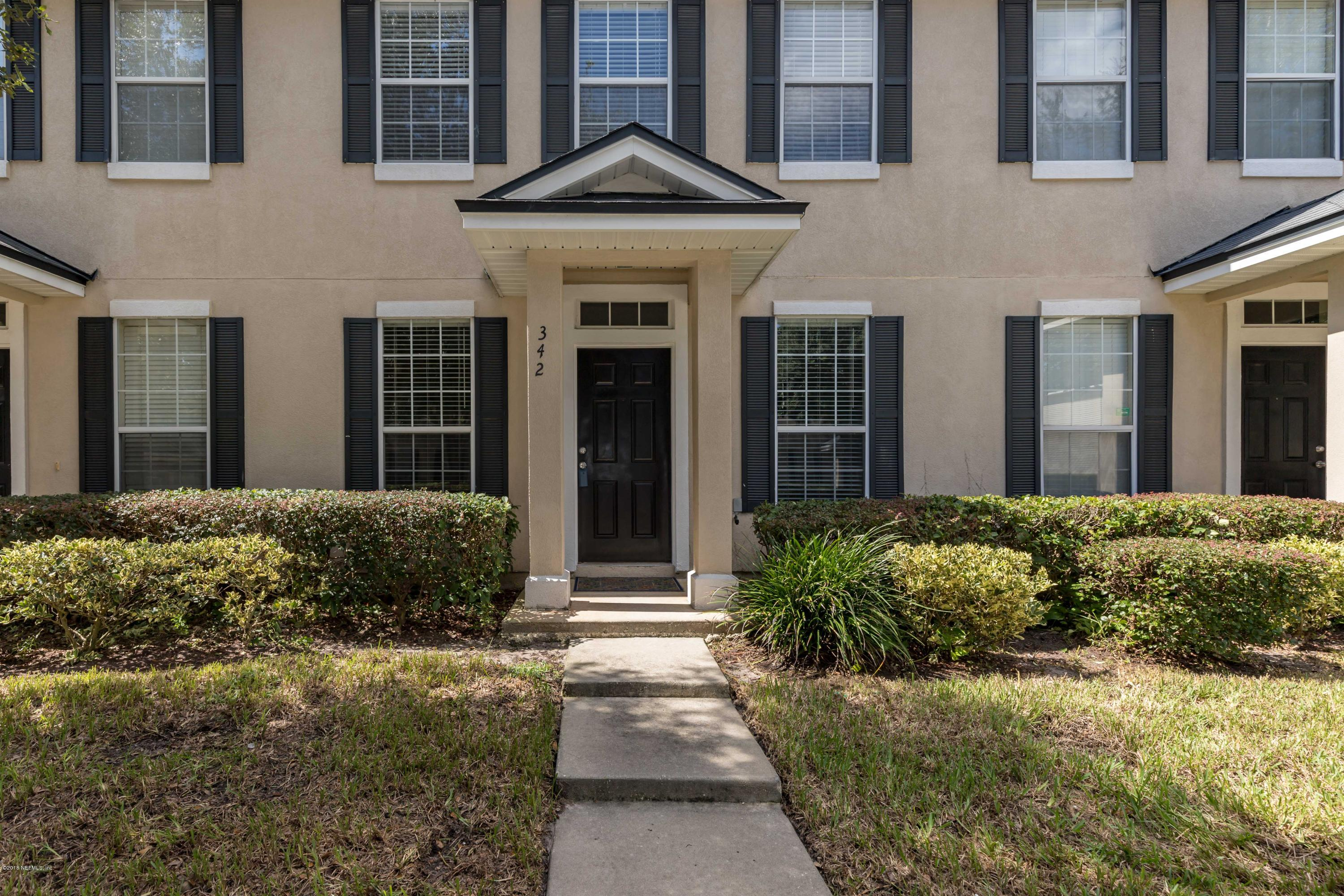 342 PECAN GROVE, ORANGE PARK, FLORIDA 32073, 3 Bedrooms Bedrooms, ,2 BathroomsBathrooms,Residential - townhome,For sale,PECAN GROVE,960128