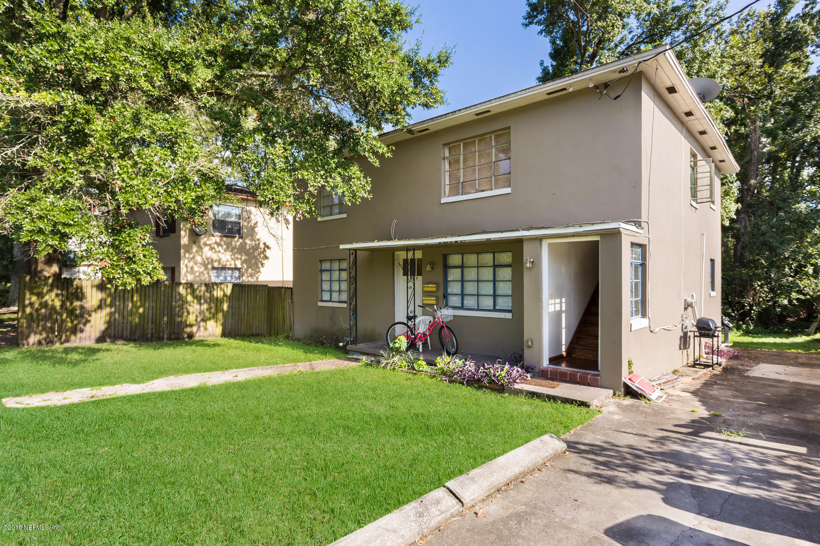 2964 DOWNING, JACKSONVILLE, FLORIDA 32205, 4 Bedrooms Bedrooms, ,2 BathroomsBathrooms,Multi family,For sale,DOWNING,960597