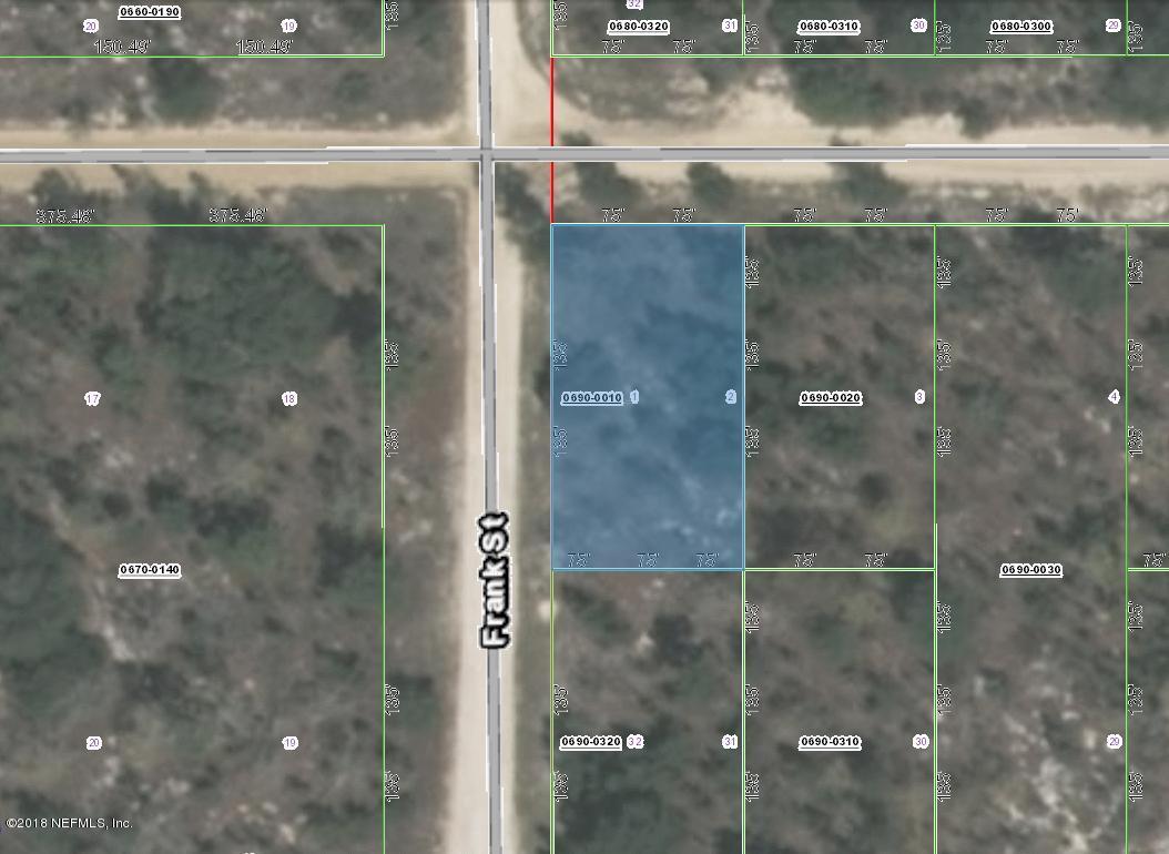 00690-0010 FLAGLER, INTERLACHEN, FLORIDA 32148, ,Vacant land,For sale,FLAGLER,960872