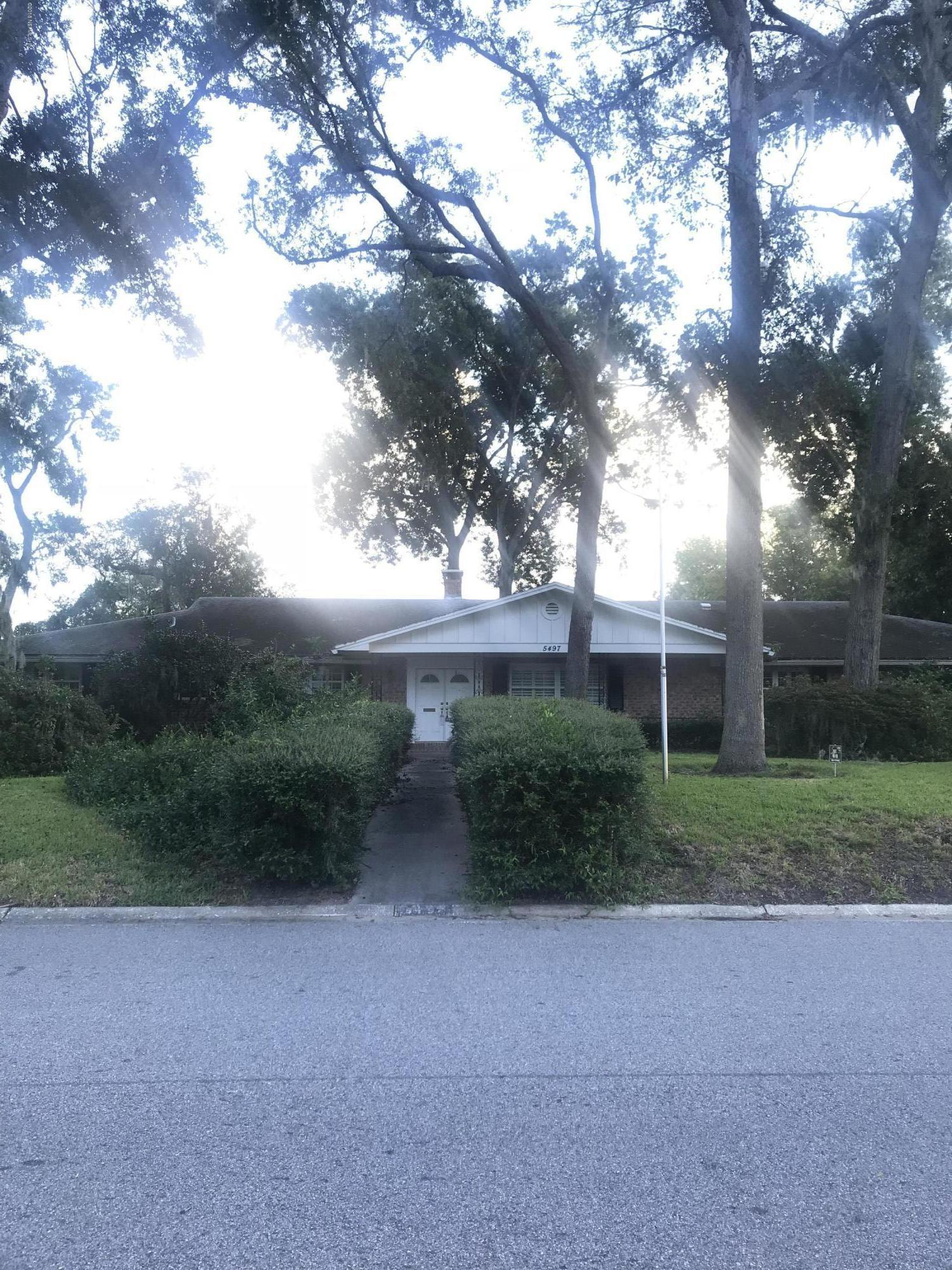 5497 GOLF COURSE, JACKSONVILLE, FLORIDA 32277, 5 Bedrooms Bedrooms, ,4 BathroomsBathrooms,Residential - single family,For sale,GOLF COURSE,960109