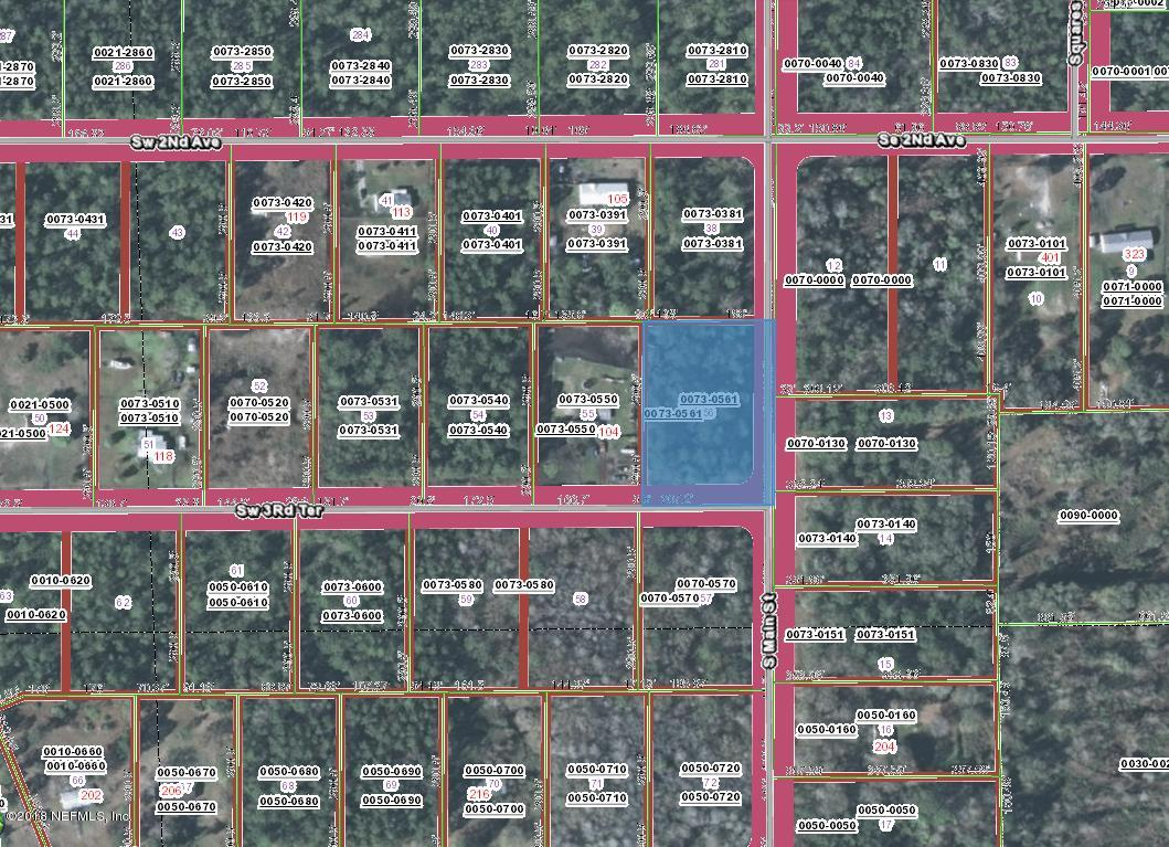 0073-0561 S MAIN, PALATKA, FLORIDA 32177, ,Vacant land,For sale,S MAIN,960873
