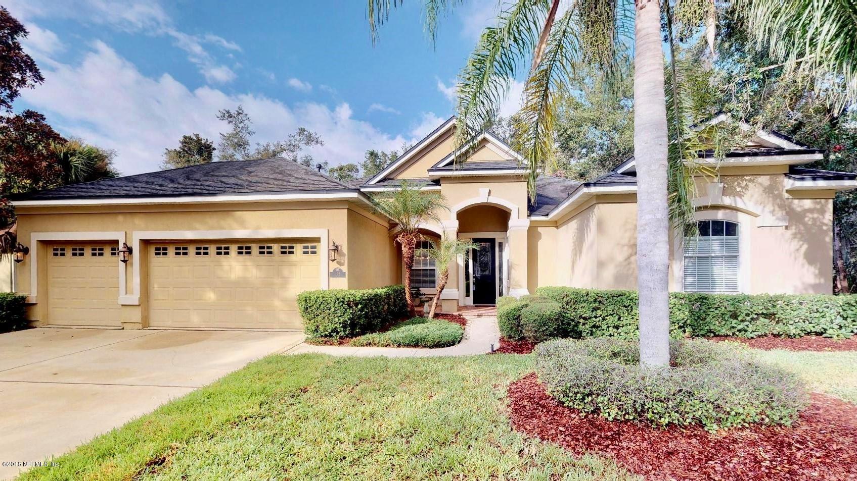 169 PARKSIDE, ST AUGUSTINE, FLORIDA 32095, 4 Bedrooms Bedrooms, ,3 BathroomsBathrooms,Residential - single family,For sale,PARKSIDE,959282