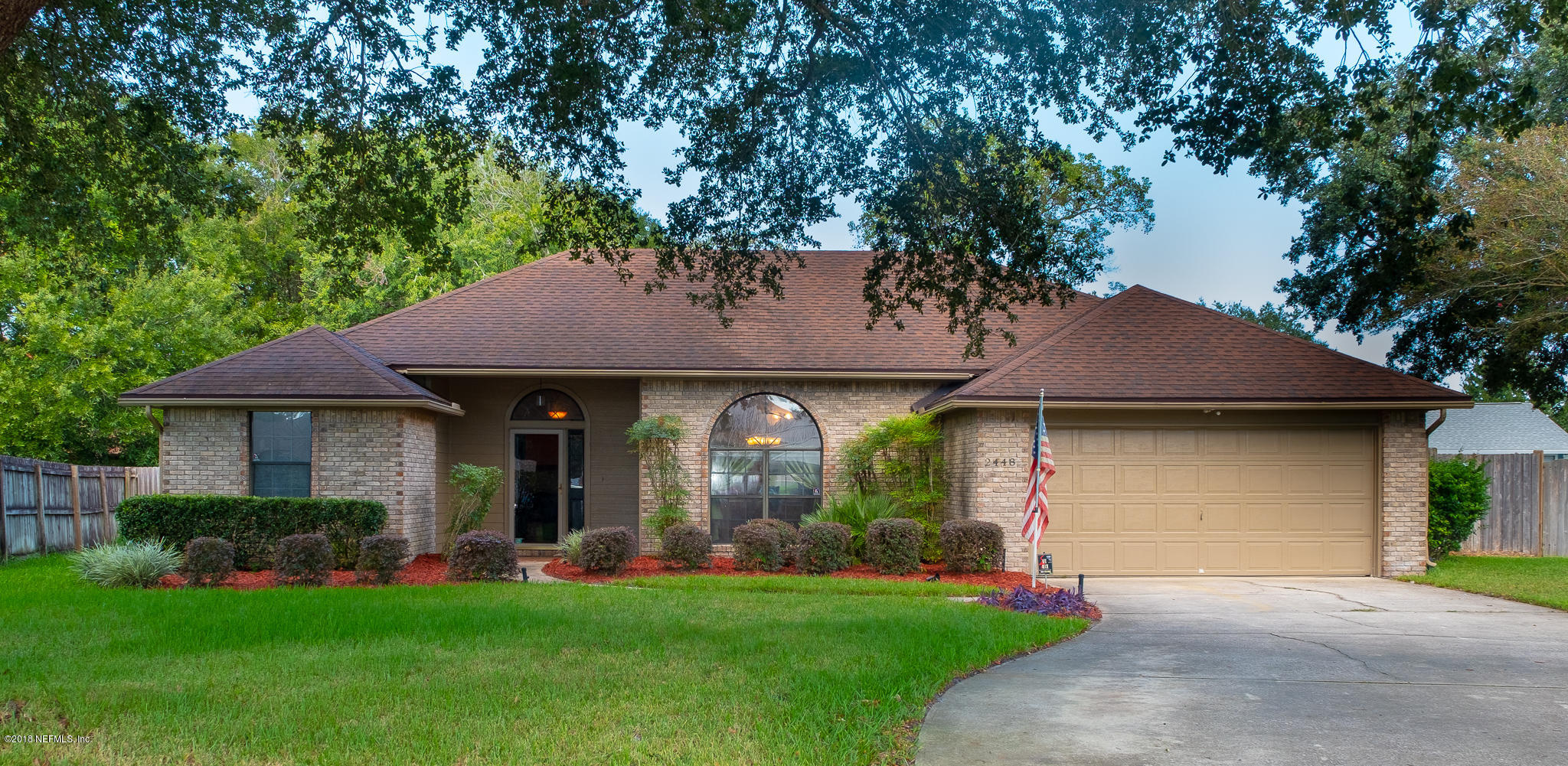 2448 LARCHWOOD, ORANGE PARK, FLORIDA 32065, 3 Bedrooms Bedrooms, ,2 BathroomsBathrooms,Residential - single family,For sale,LARCHWOOD,960087