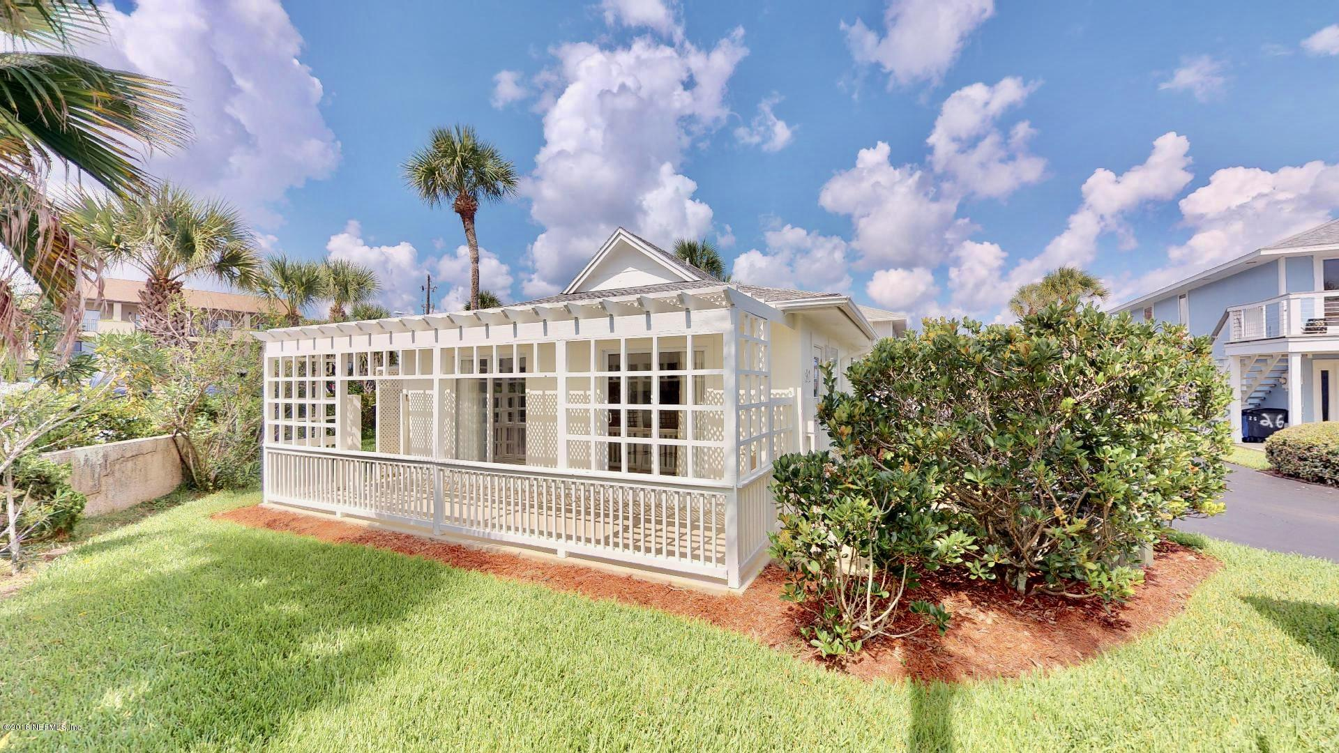 31 DRUM POINT, ST AUGUSTINE, FLORIDA 32080, 2 Bedrooms Bedrooms, ,1 BathroomBathrooms,Residential - single family,For sale,DRUM POINT,961276