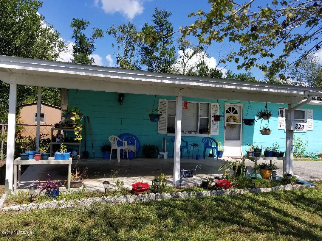 329 GANO, ORANGE PARK, FLORIDA 32073, 3 Bedrooms Bedrooms, ,2 BathroomsBathrooms,Residential - single family,For sale,GANO,961327