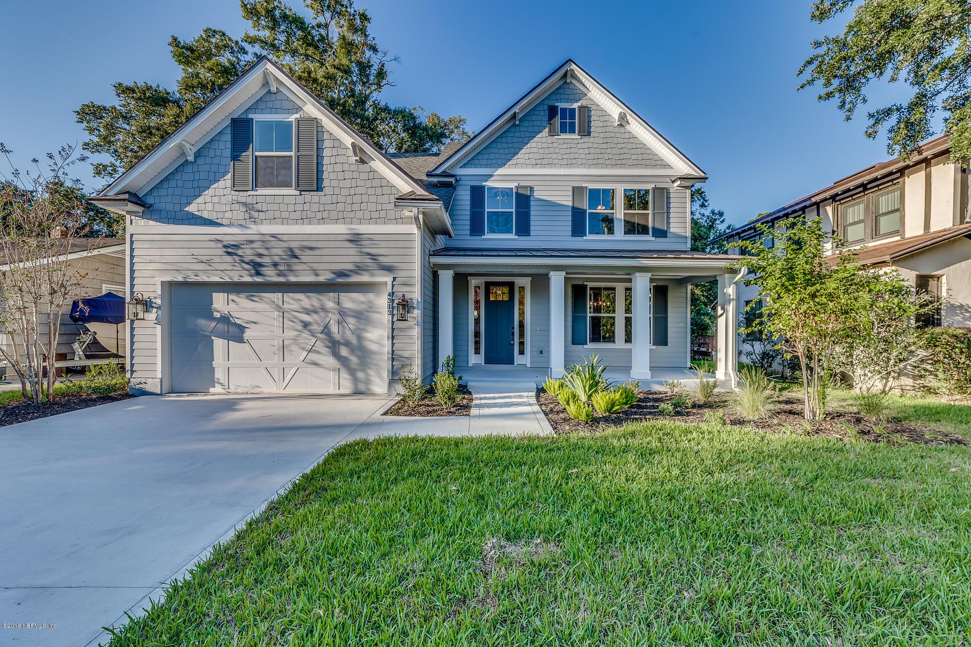 4313 GENOA, JACKSONVILLE, FLORIDA 32210, 4 Bedrooms Bedrooms, ,2 BathroomsBathrooms,Residential - single family,For sale,GENOA,961343
