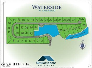 13846 HIDDEN OAKS, JACKSONVILLE, FLORIDA 32225, ,Vacant land,For sale,HIDDEN OAKS,961657