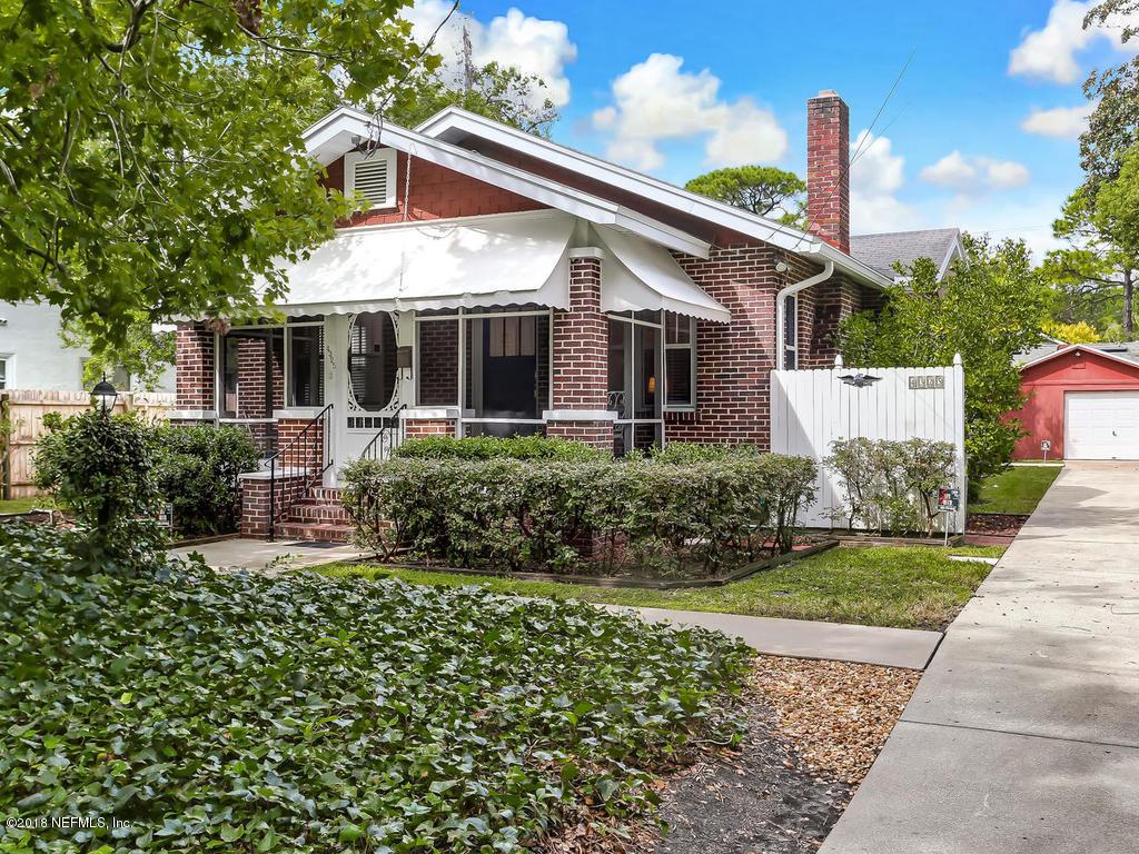 4325 LEXINGTON, JACKSONVILLE, FLORIDA 32210, 3 Bedrooms Bedrooms, ,2 BathroomsBathrooms,Residential - single family,For sale,LEXINGTON,960756