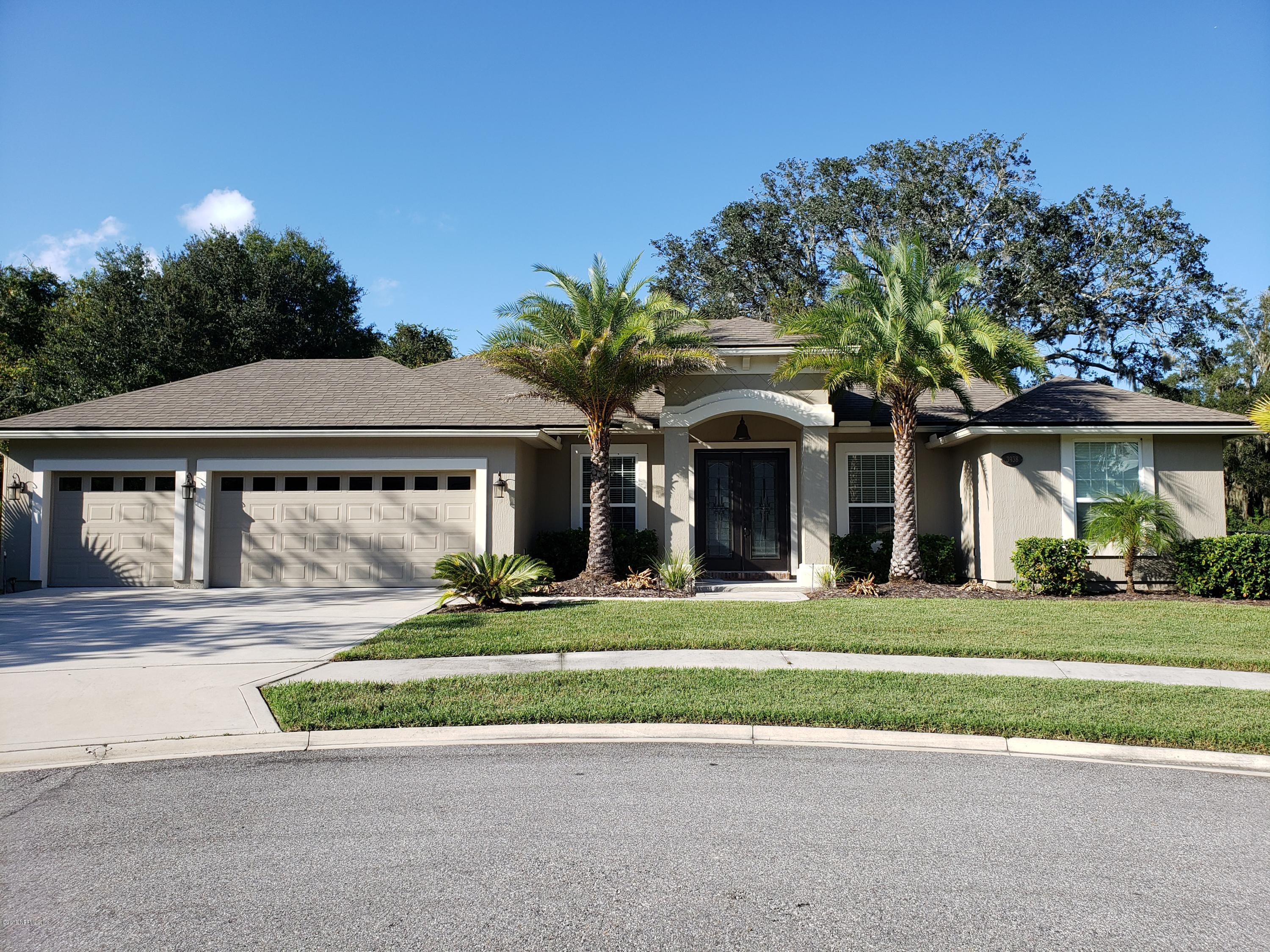 590 ATHENS, ST AUGUSTINE, FLORIDA 32092, 4 Bedrooms Bedrooms, ,3 BathroomsBathrooms,Residential - single family,For sale,ATHENS,961723