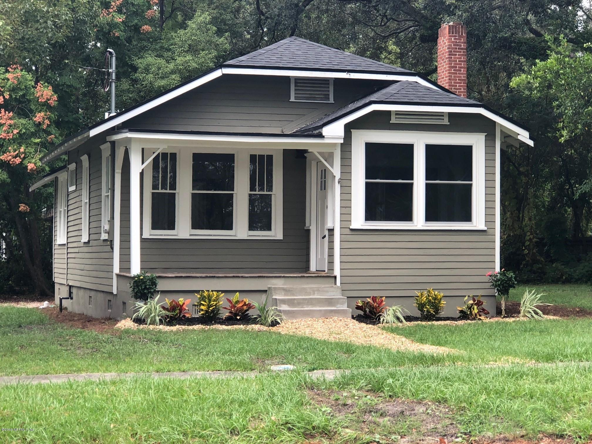 3723 PARK, JACKSONVILLE, FLORIDA 32205, 2 Bedrooms Bedrooms, ,1 BathroomBathrooms,Residential - single family,For sale,PARK,961755