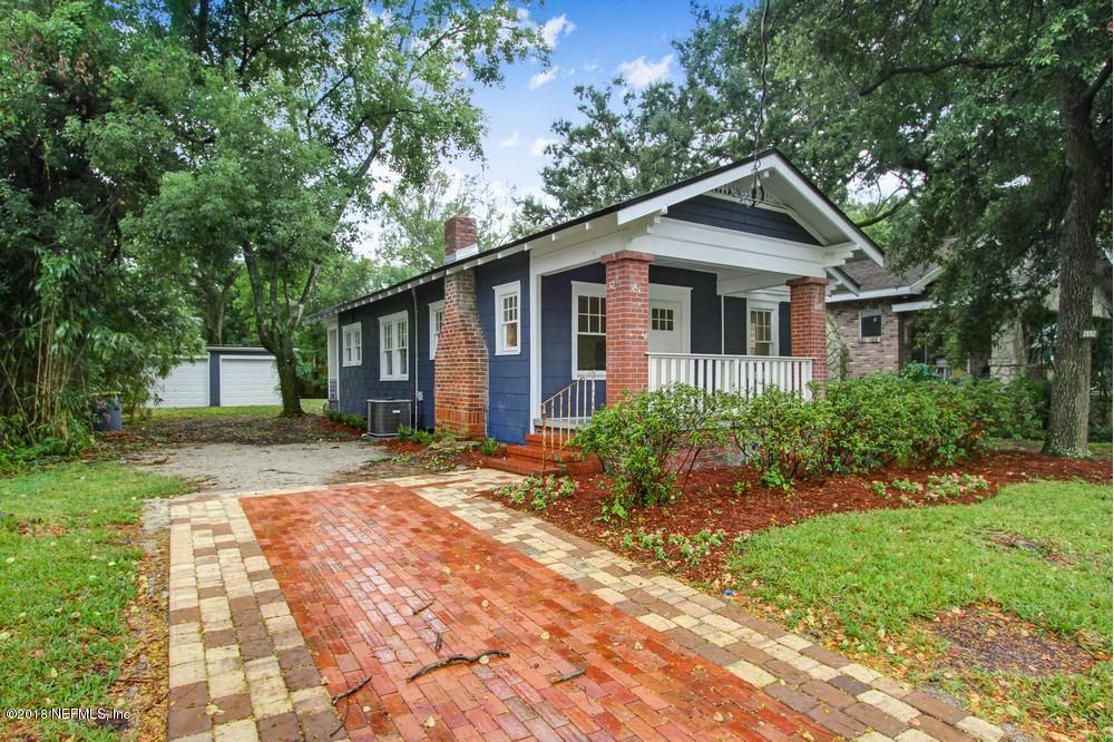2892 FORBES, JACKSONVILLE, FLORIDA 32205, 3 Bedrooms Bedrooms, ,2 BathroomsBathrooms,Residential - single family,For sale,FORBES,961951