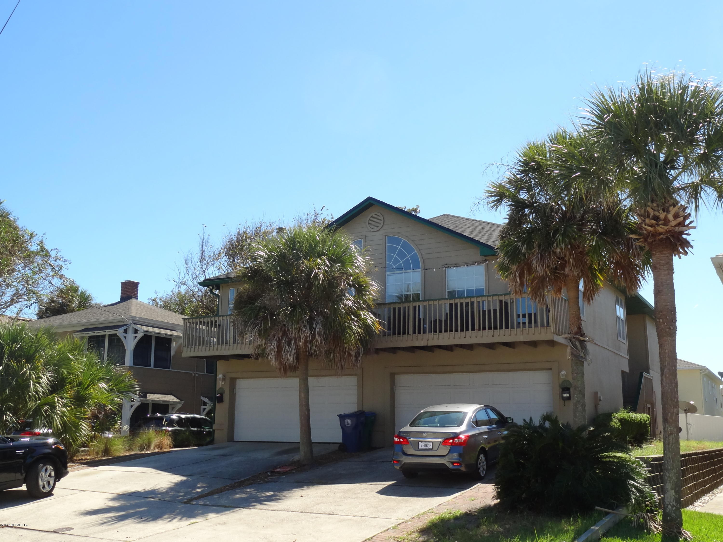 223 SOUTH, NEPTUNE BEACH, FLORIDA 32266, 6 Bedrooms Bedrooms, ,4 BathroomsBathrooms,Residential - townhome,For sale,SOUTH,961594