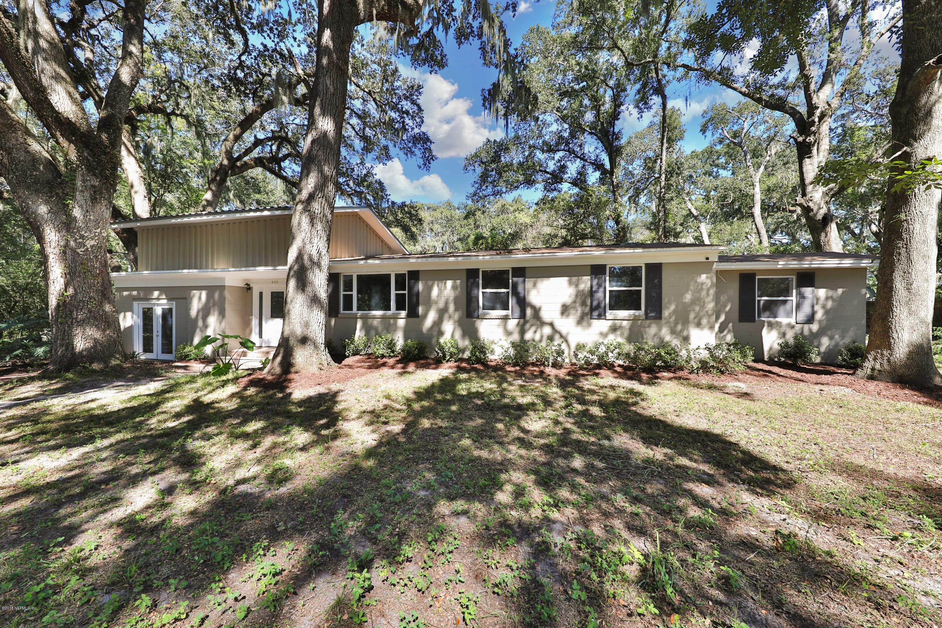 635 MILWAUKEE, ORANGE PARK, FLORIDA 32073, 4 Bedrooms Bedrooms, ,3 BathroomsBathrooms,Residential - single family,For sale,MILWAUKEE,962069