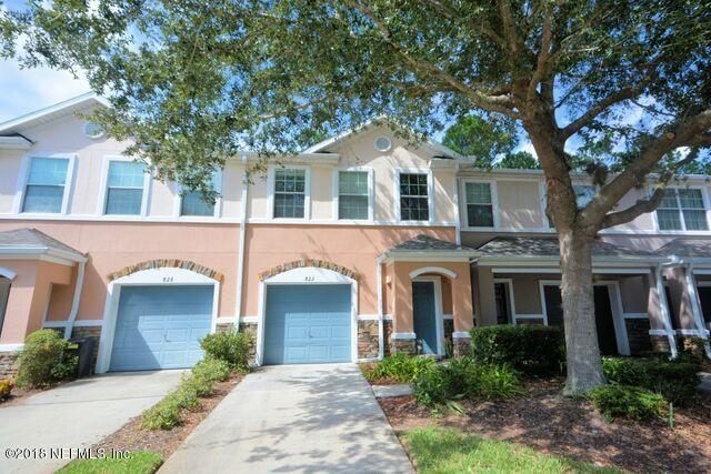 822 CRYSTAL, ORANGE PARK, FLORIDA 32065, 3 Bedrooms Bedrooms, ,2 BathroomsBathrooms,Residential - townhome,For sale,CRYSTAL,962468