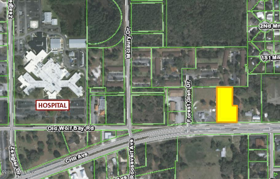 6300 CRILL, PALATKA, FLORIDA 32177, ,Commercial,For sale,CRILL,962636