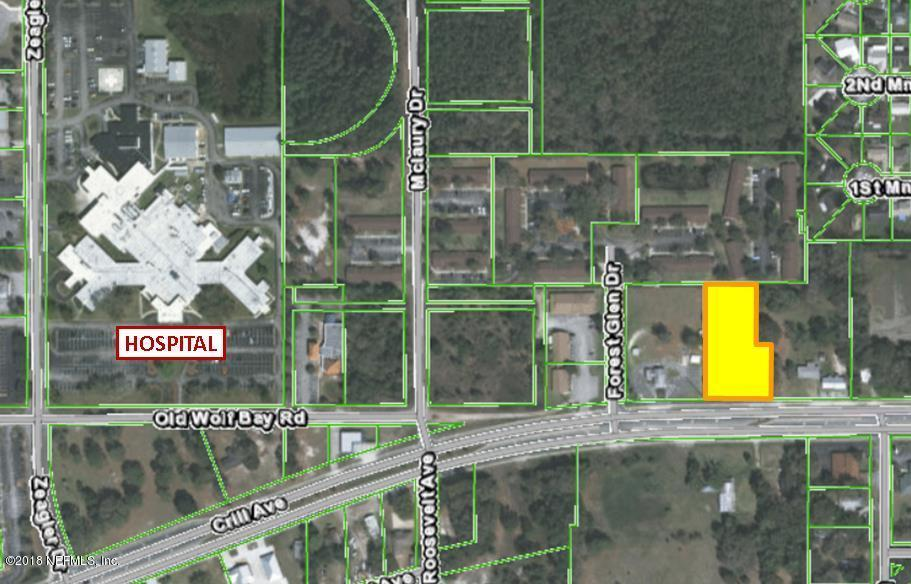6300 CRILL, PALATKA, FLORIDA 32177, ,Vacant land,For sale,CRILL,962638