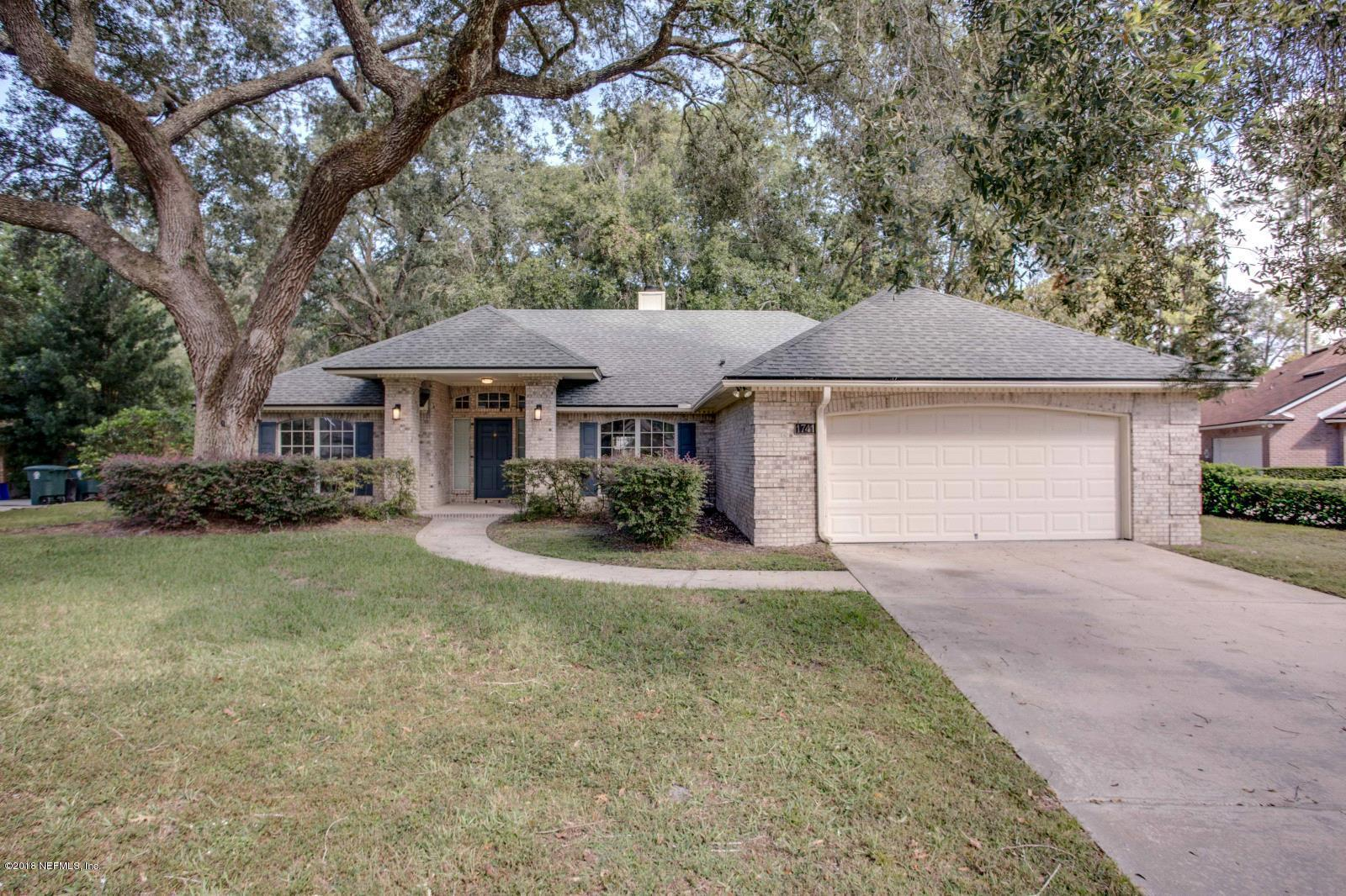 1741 LORD BYRON, JACKSONVILLE, FLORIDA 32223, 3 Bedrooms Bedrooms, ,2 BathroomsBathrooms,Residential - single family,For sale,LORD BYRON,963275