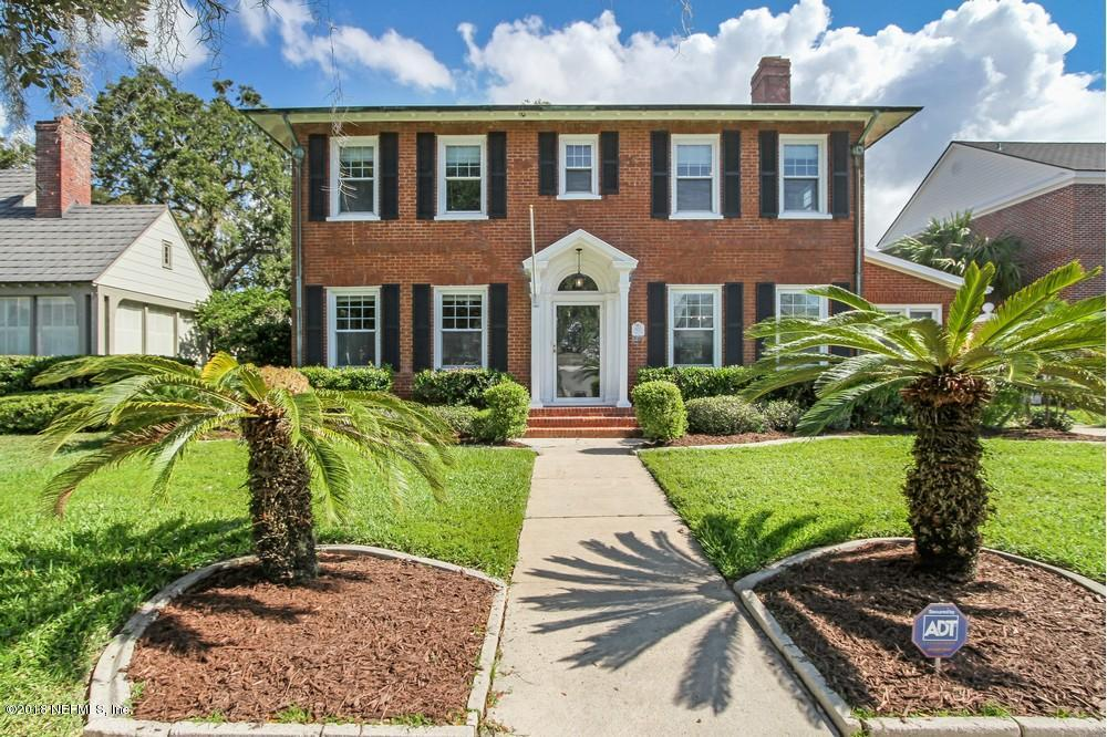 1925 RIVER, JACKSONVILLE, FLORIDA 32207, 4 Bedrooms Bedrooms, ,3 BathroomsBathrooms,Residential - single family,For sale,RIVER,963073