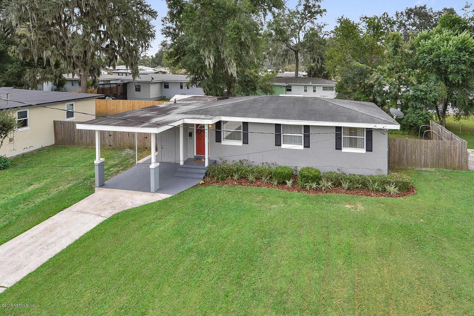 336 DENISE, JACKSONVILLE, FLORIDA 32218, 3 Bedrooms Bedrooms, ,1 BathroomBathrooms,Residential - single family,For sale,DENISE,963256