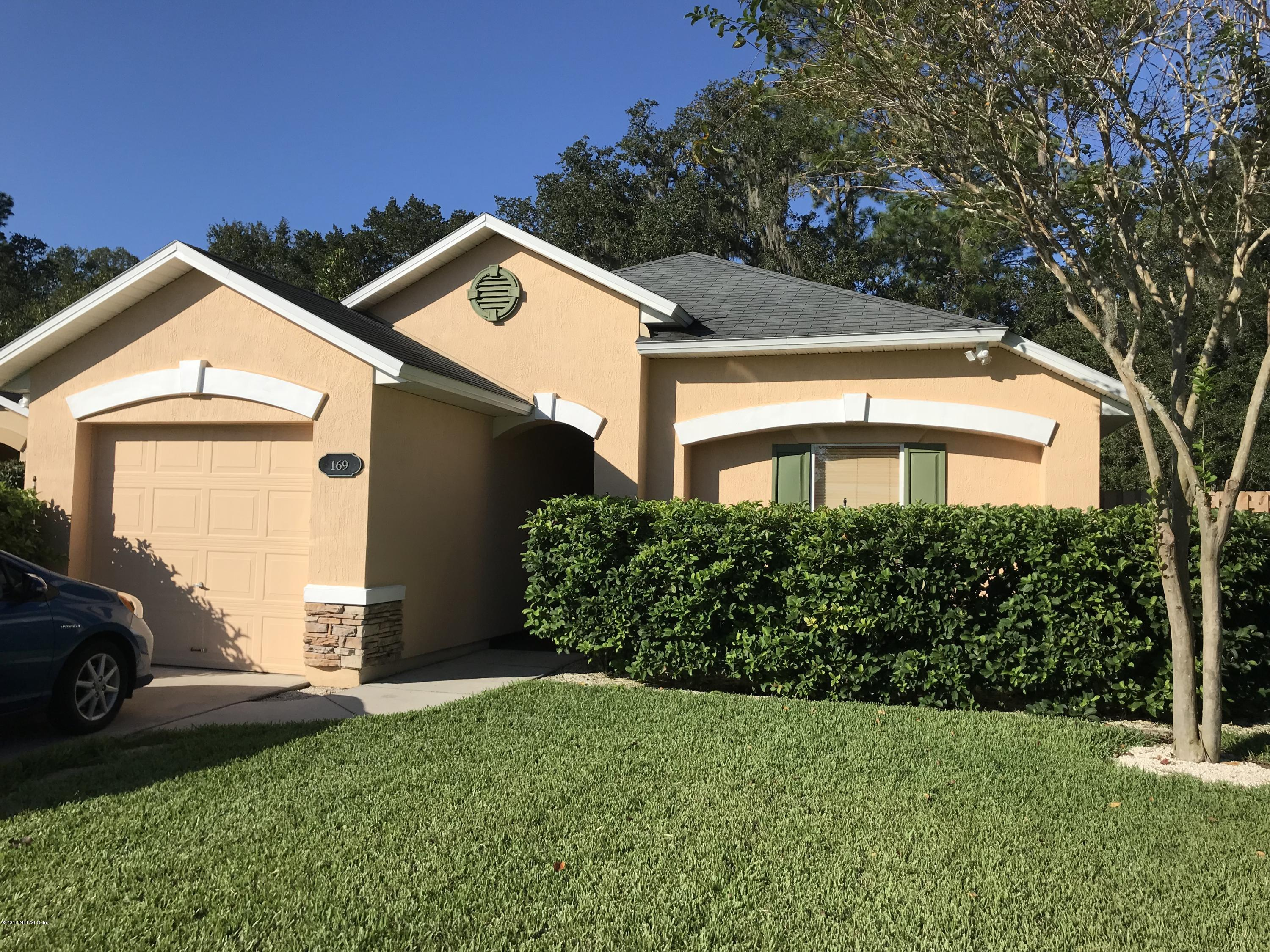 169 BUCK RUN, ST AUGUSTINE, FLORIDA 32092, 3 Bedrooms Bedrooms, ,2 BathroomsBathrooms,Residential - single family,For sale,BUCK RUN,963336