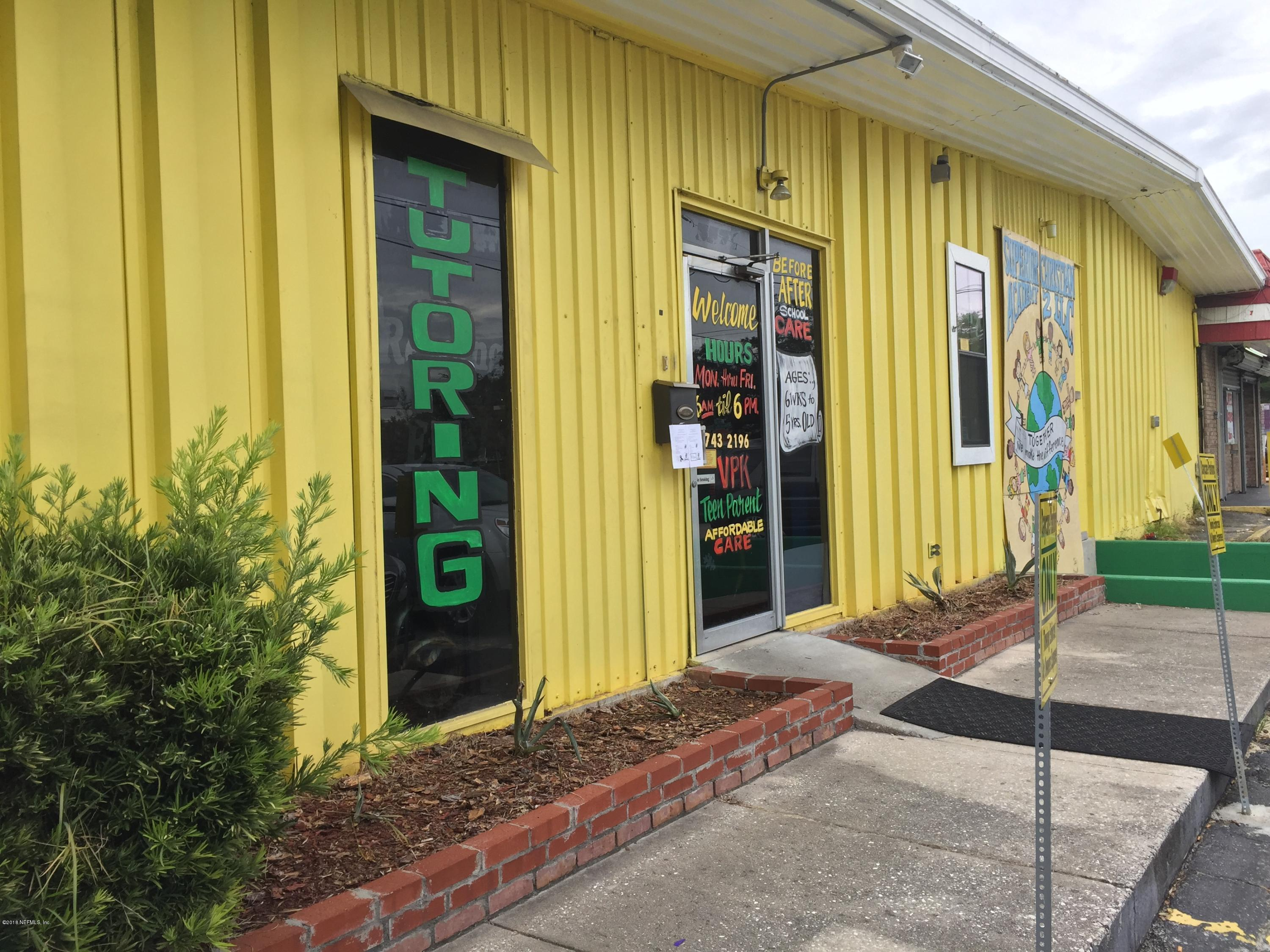 5571 PLAYA, JACKSONVILLE, FLORIDA 32211, ,Commercial,For sale,PLAYA,963737