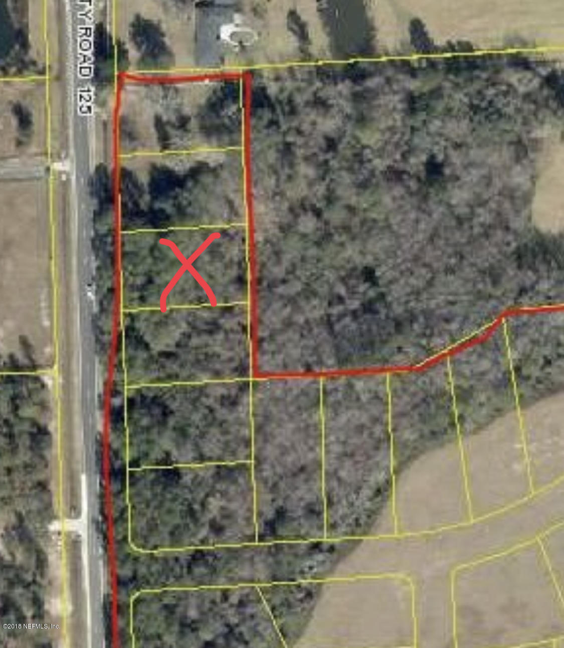 0 COUNTY RD 125, GLEN ST. MARY, FLORIDA 32040, ,Vacant land,For sale,COUNTY RD 125,965868