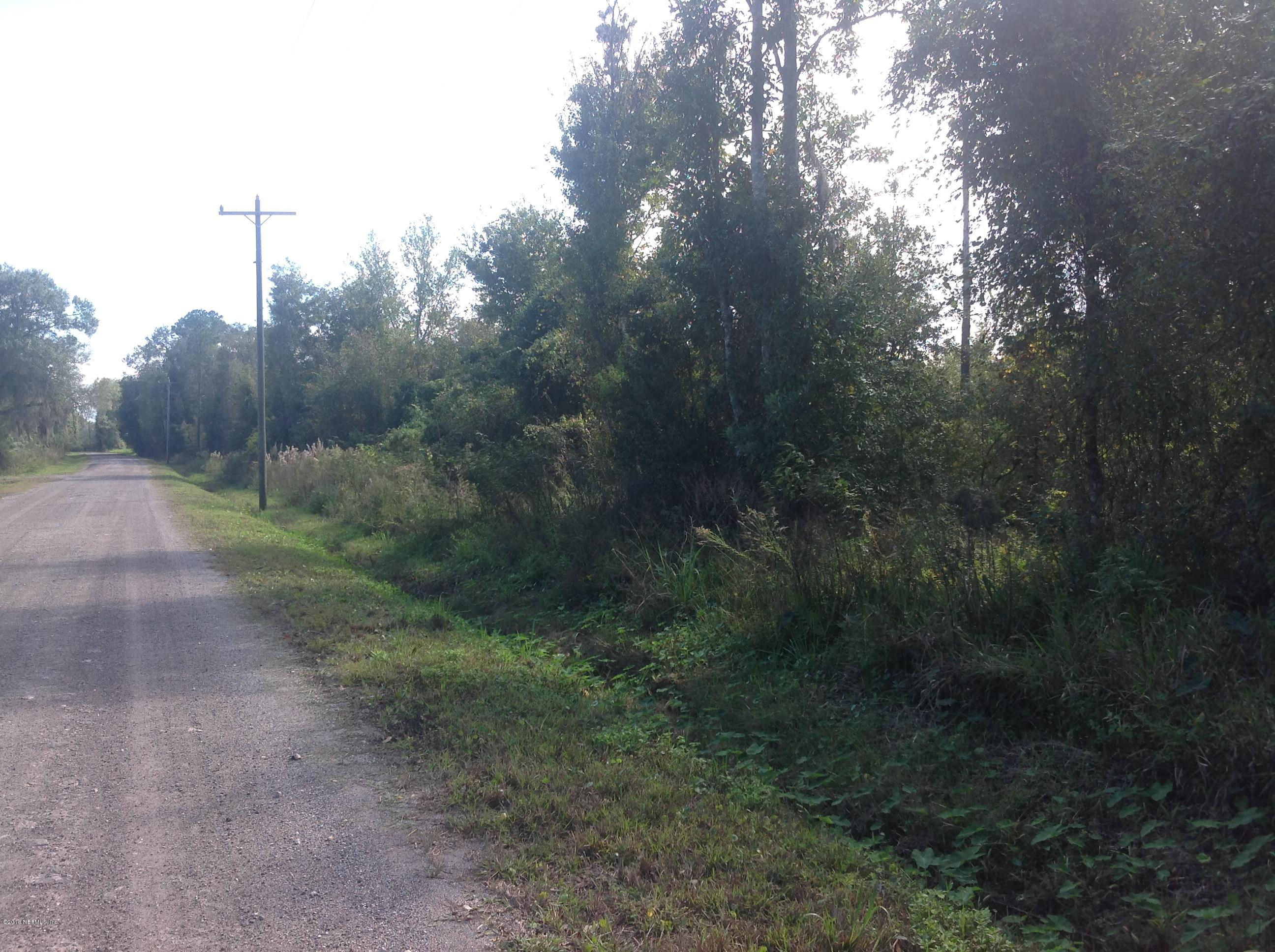 0 NW 185TH, STARKE, FLORIDA 32091, ,Vacant land,For sale,NW 185TH,964025