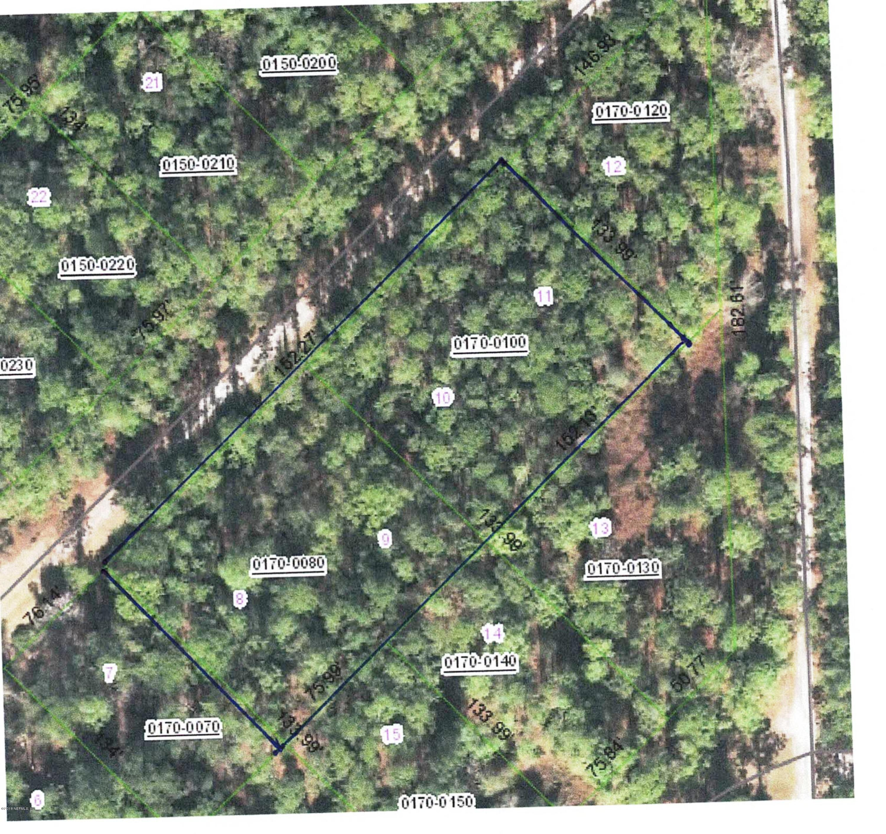 215 & 219 3RD, GEORGETOWN, FLORIDA 32139, ,Vacant land,For sale,3RD,968099