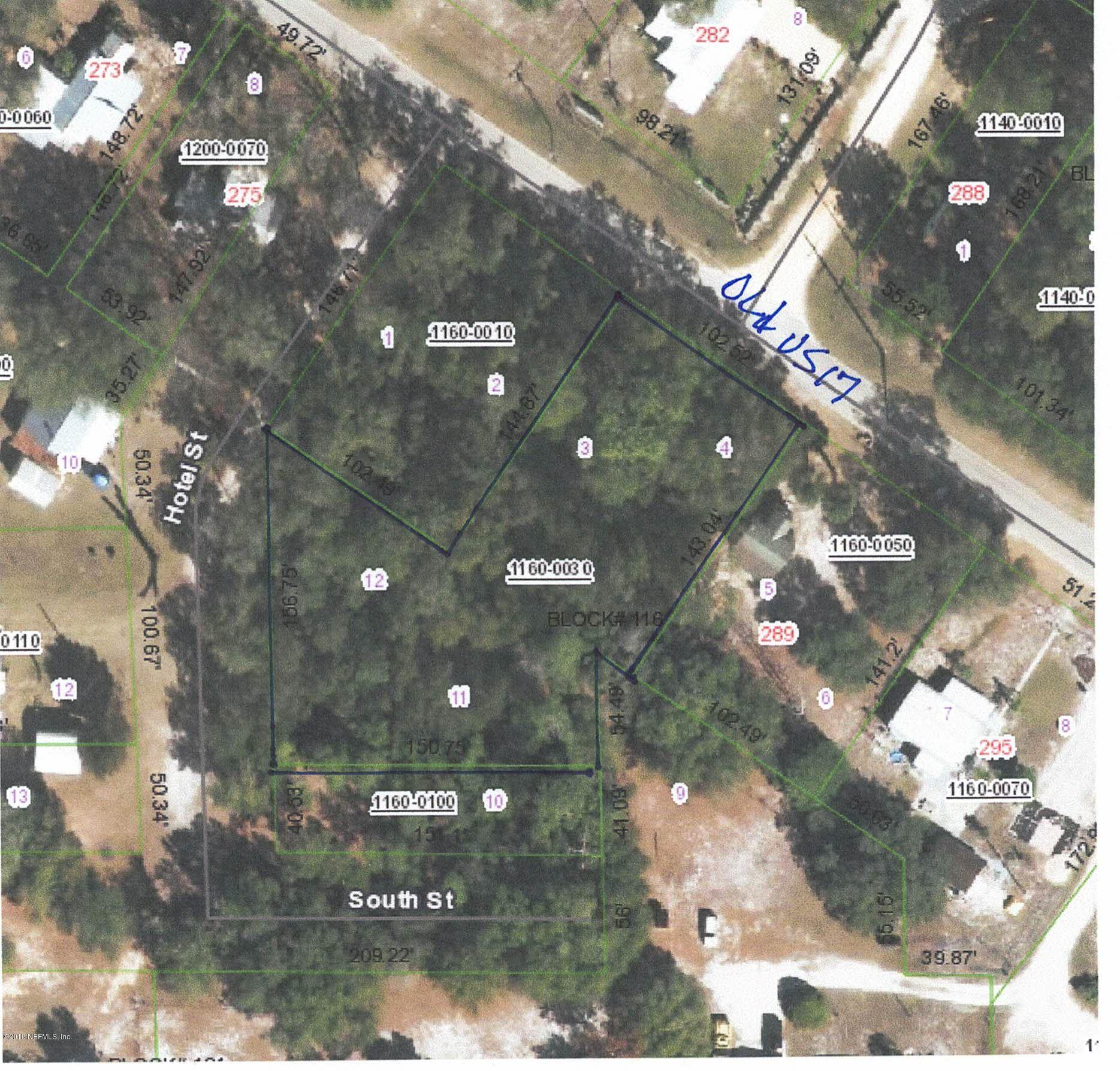 285 OLD HIGHWAY 17, CRESCENT CITY, FLORIDA 32112, ,Vacant land,For sale,OLD HIGHWAY 17,968123