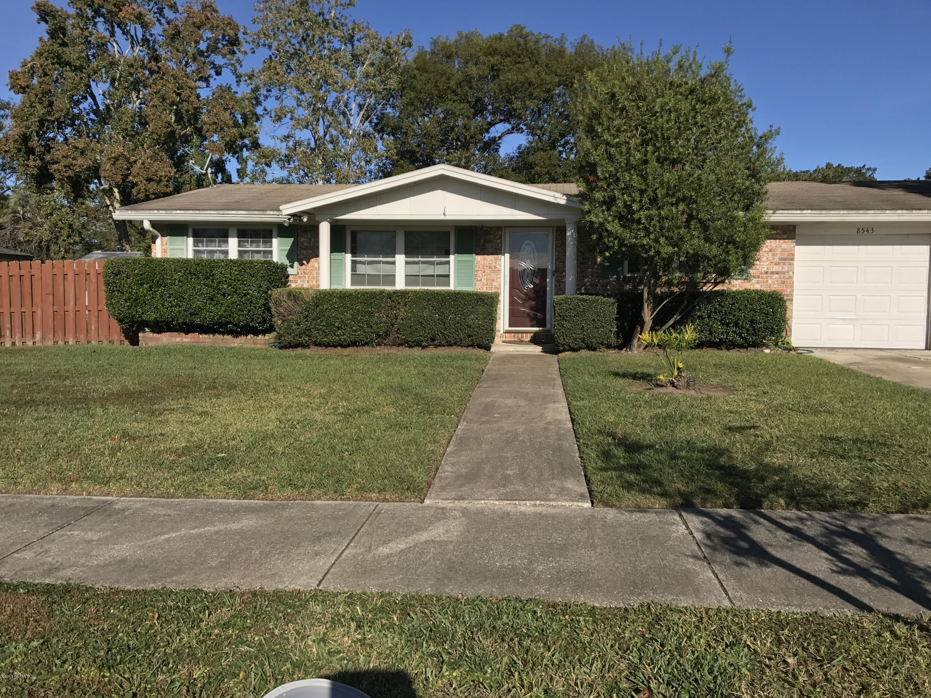 Photo of 8543 THIMS, JACKSONVILLE, FL 32221