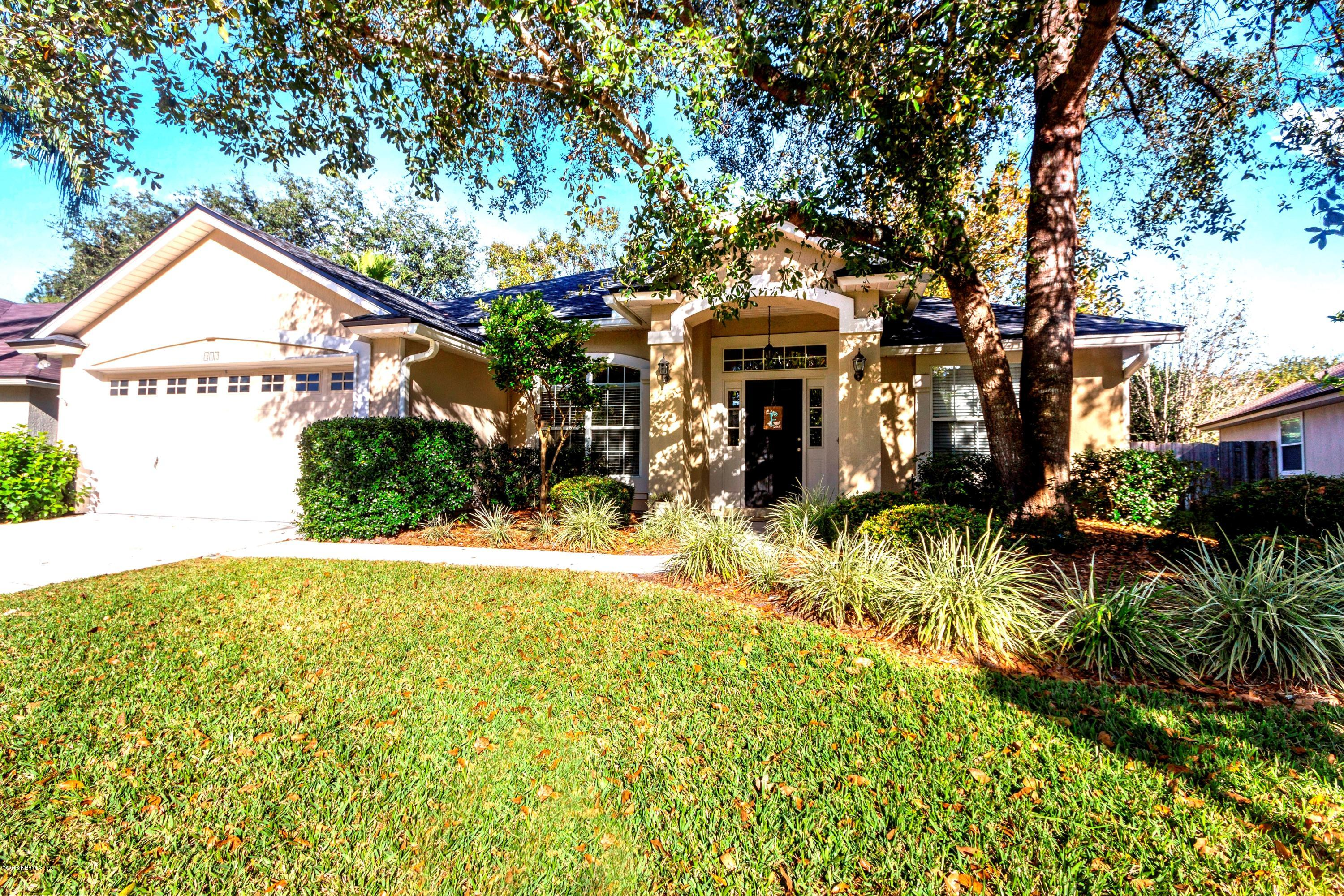 912 W DOTY BRANCH LN, Saint Johns in ST. JOHNS County, FL 32259 Home for Sale