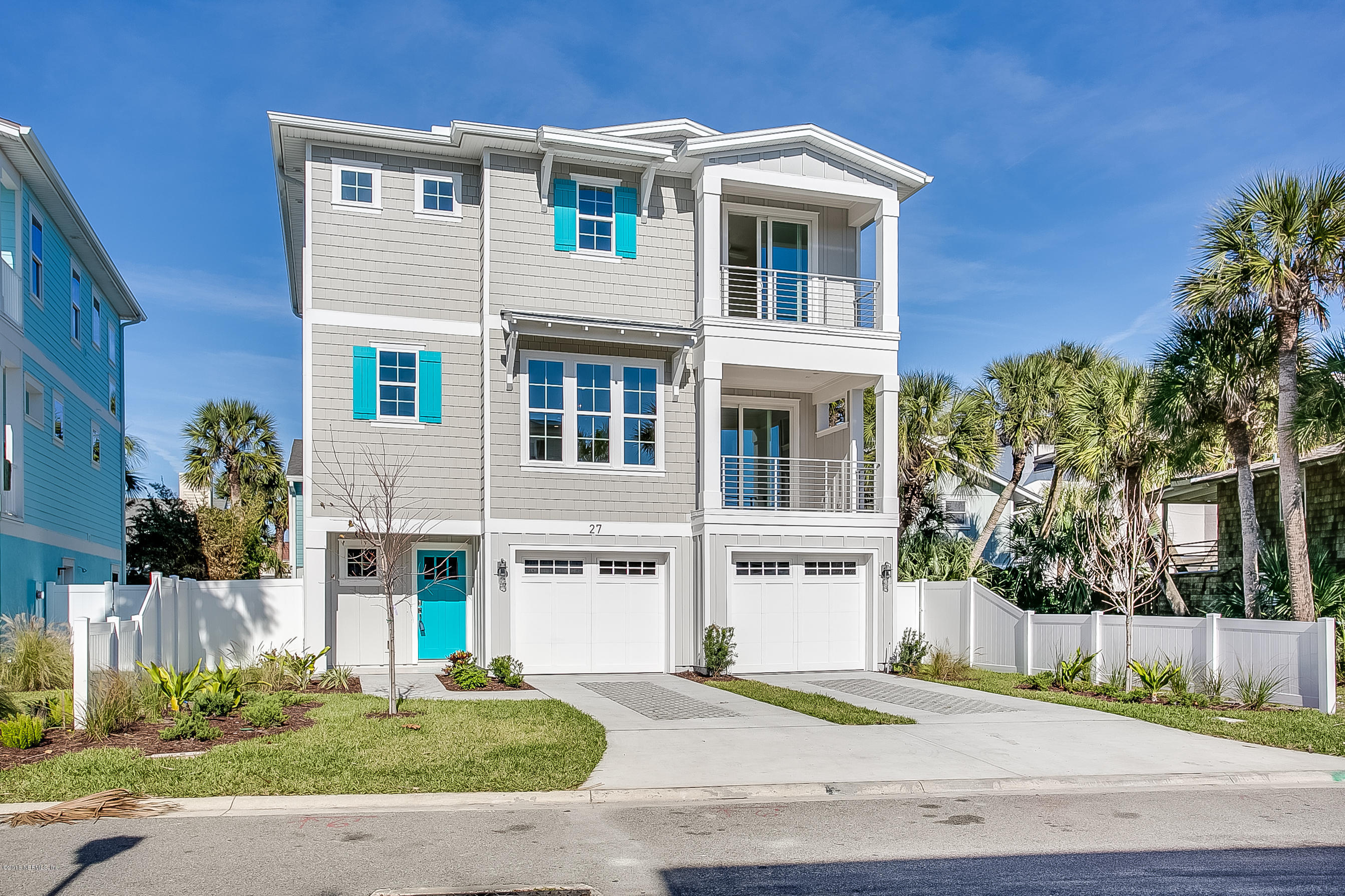 27  26TH AVE S, Jacksonville Beach, Florida