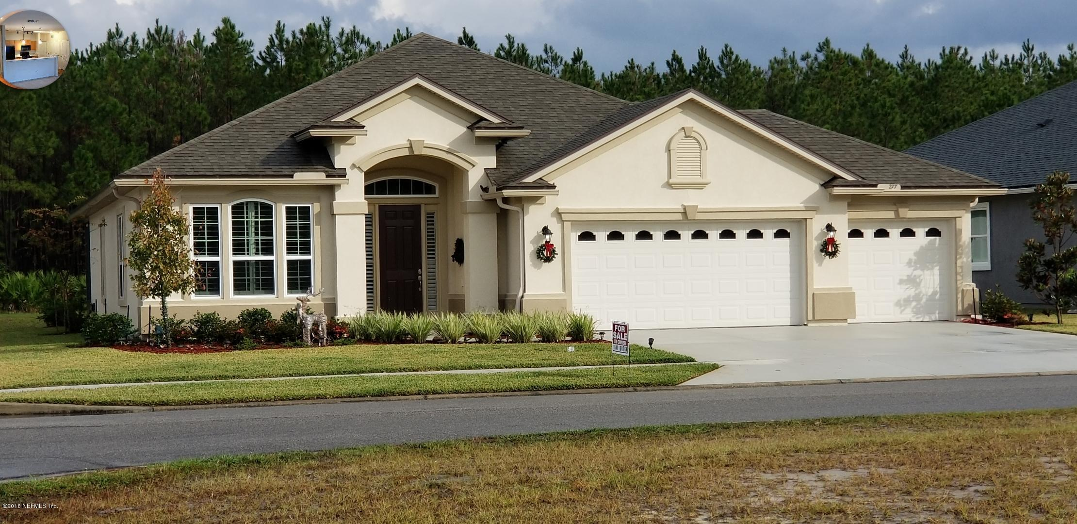 277 JENNIE LAKE CT ST AUGUSTINE - 31